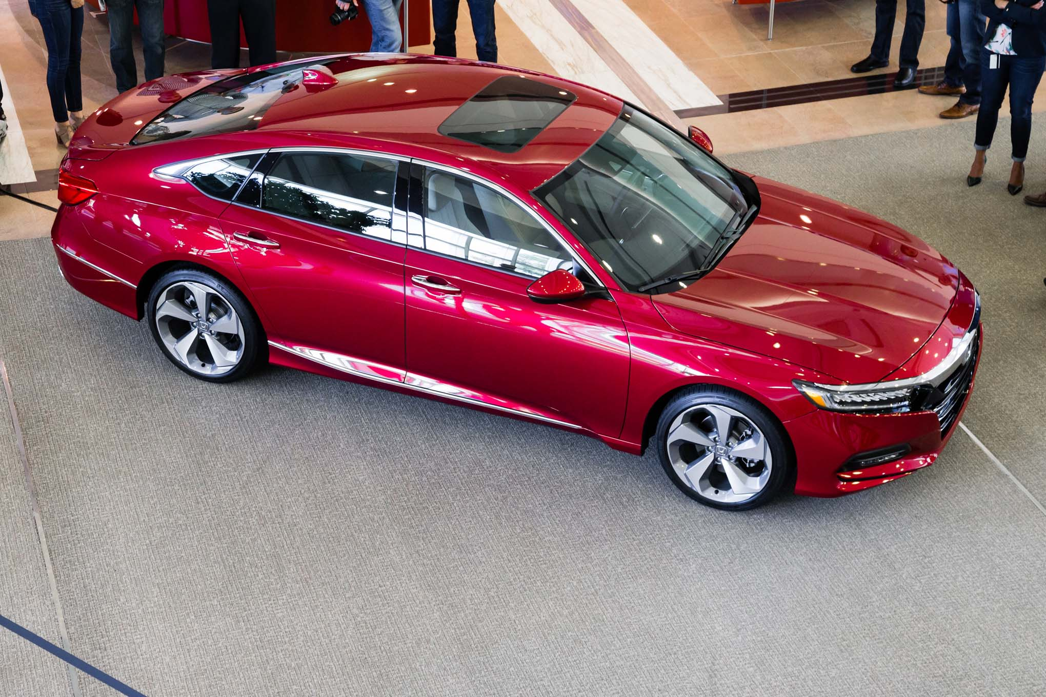 The 2018 honda accord wants you to forget all about for 2018 honda cars