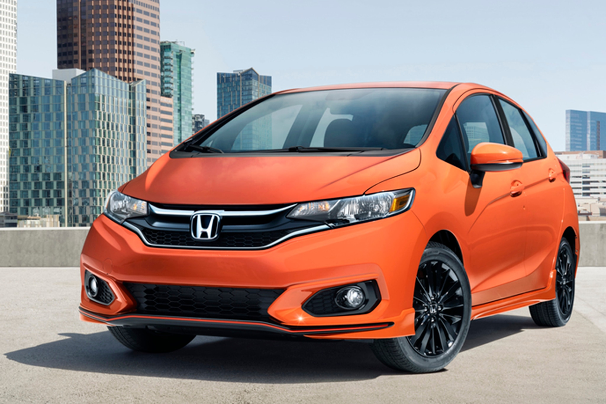 honda fit starts   automobile magazine