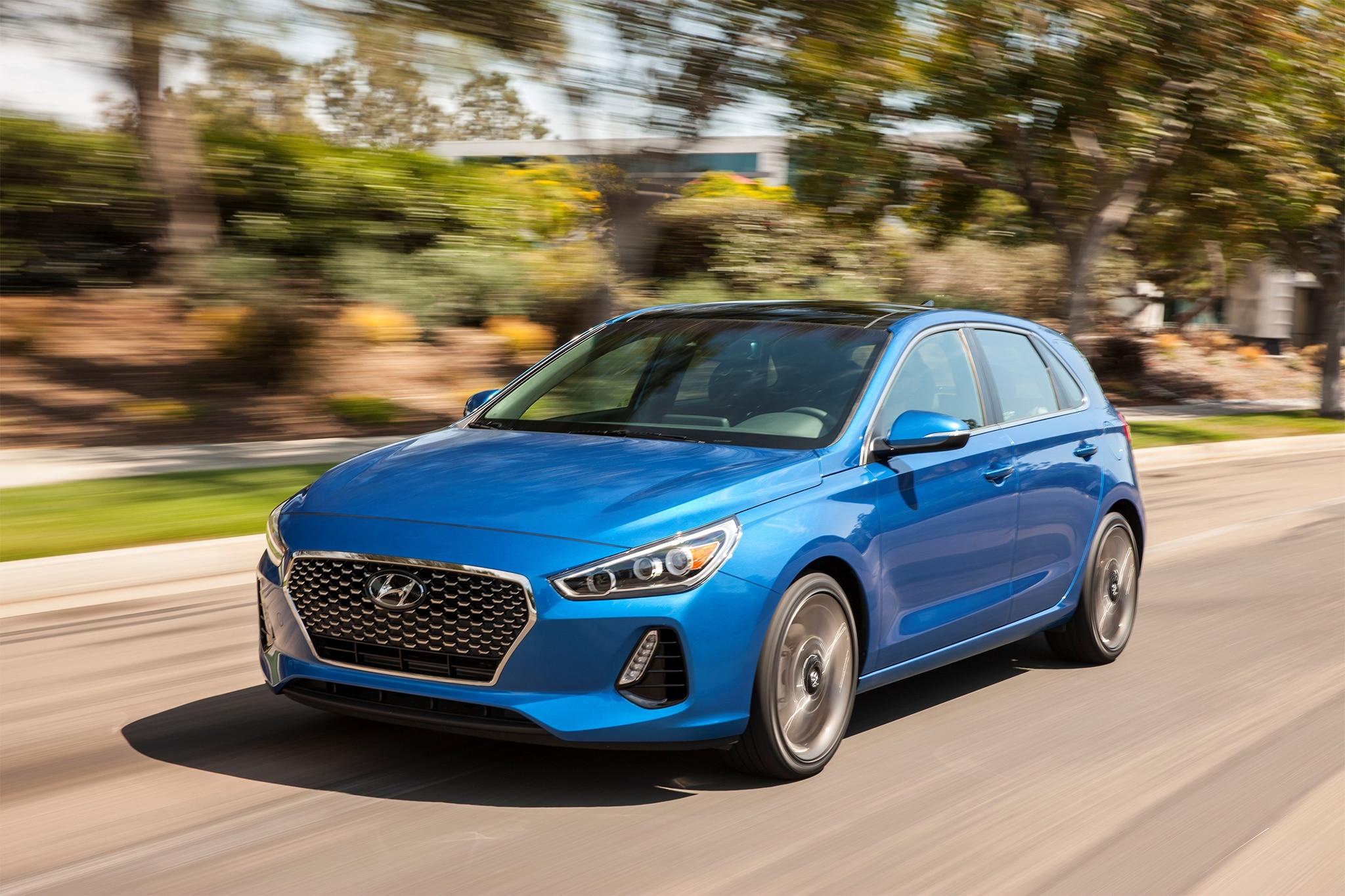 2018 Hyundai Elantra Gt Sport First Drive Review
