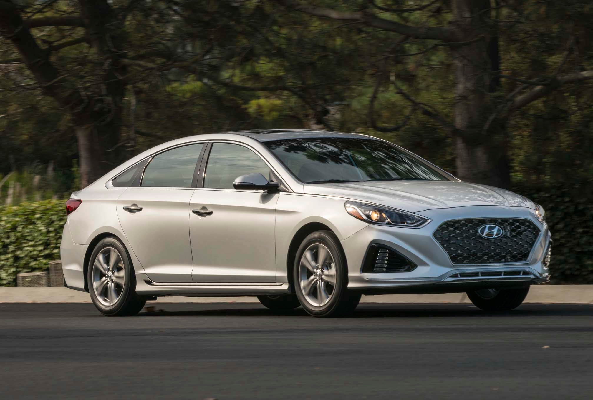 Hyundai Sonata Mpg U003eu003e 2018 Hyundai Sonata First Drive Review | Automobile  Magazine