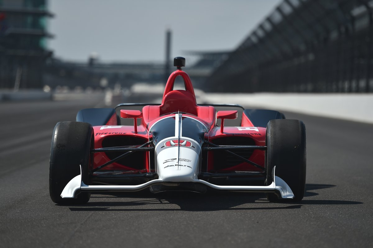Mid-Ohio Sports Car Course >> New IndyCar Finally Unveiled for 2018 | Automobile Magazine