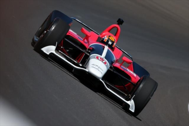 Mid Ohio Sportscar Course >> New IndyCar Finally Unveiled for 2018 | Automobile Magazine
