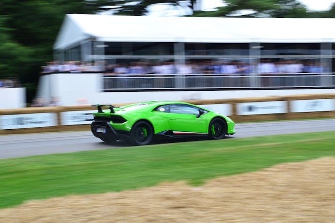 seven favorite supercars from the 2017 goodwood festival of speed automobile magazine. Black Bedroom Furniture Sets. Home Design Ideas