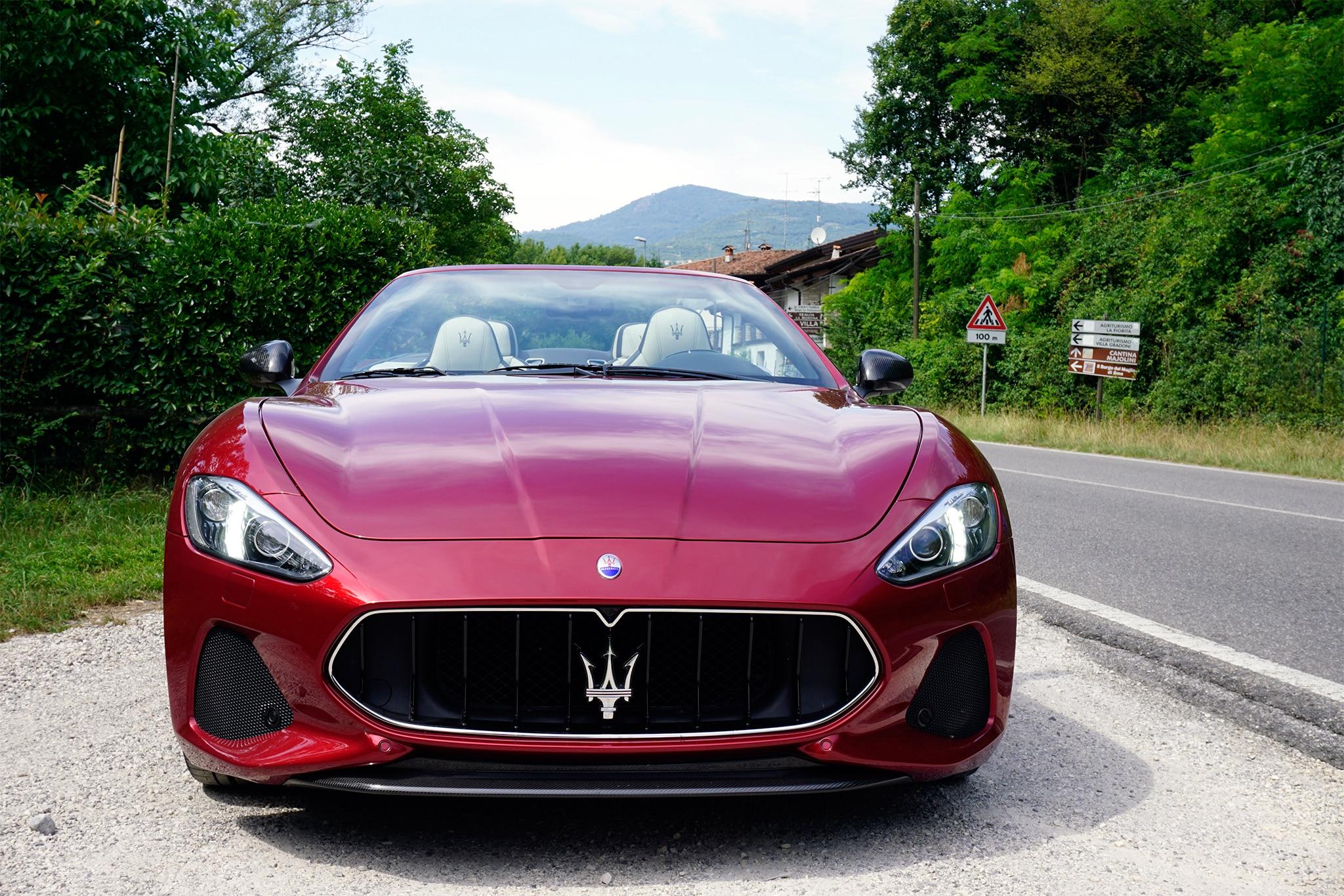 2018 Maserati GranTurismo and GranCabrio First Drive Review