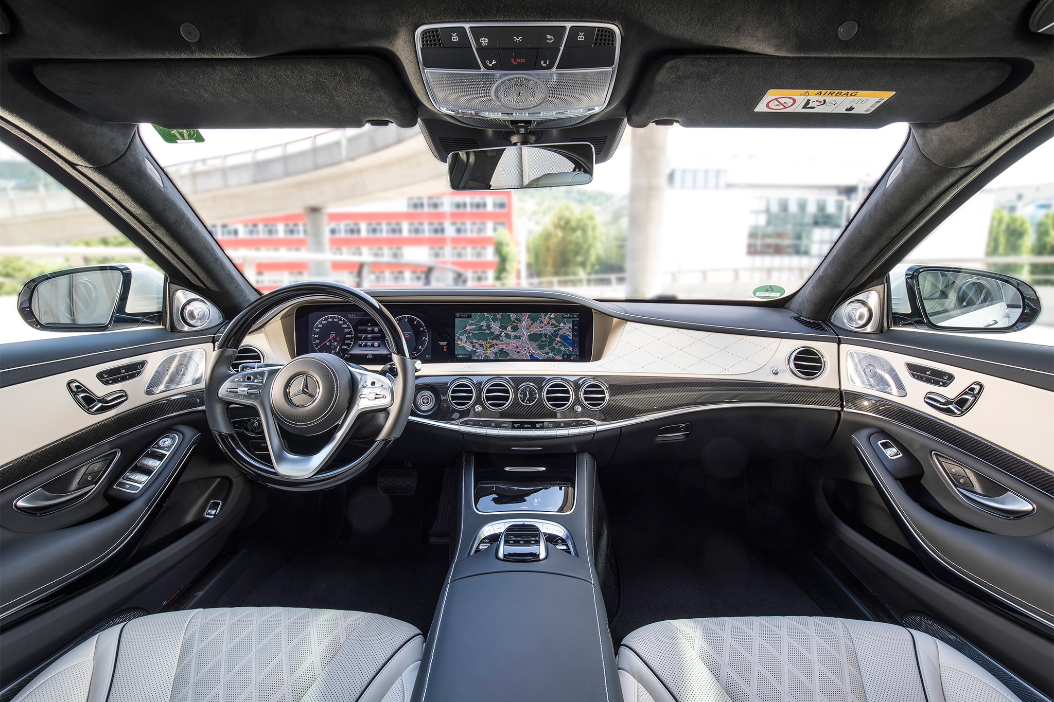2018 mercedes benz maybach s 560 sedan. wonderful maybach show more inside 2018 mercedes benz maybach s 560 sedan