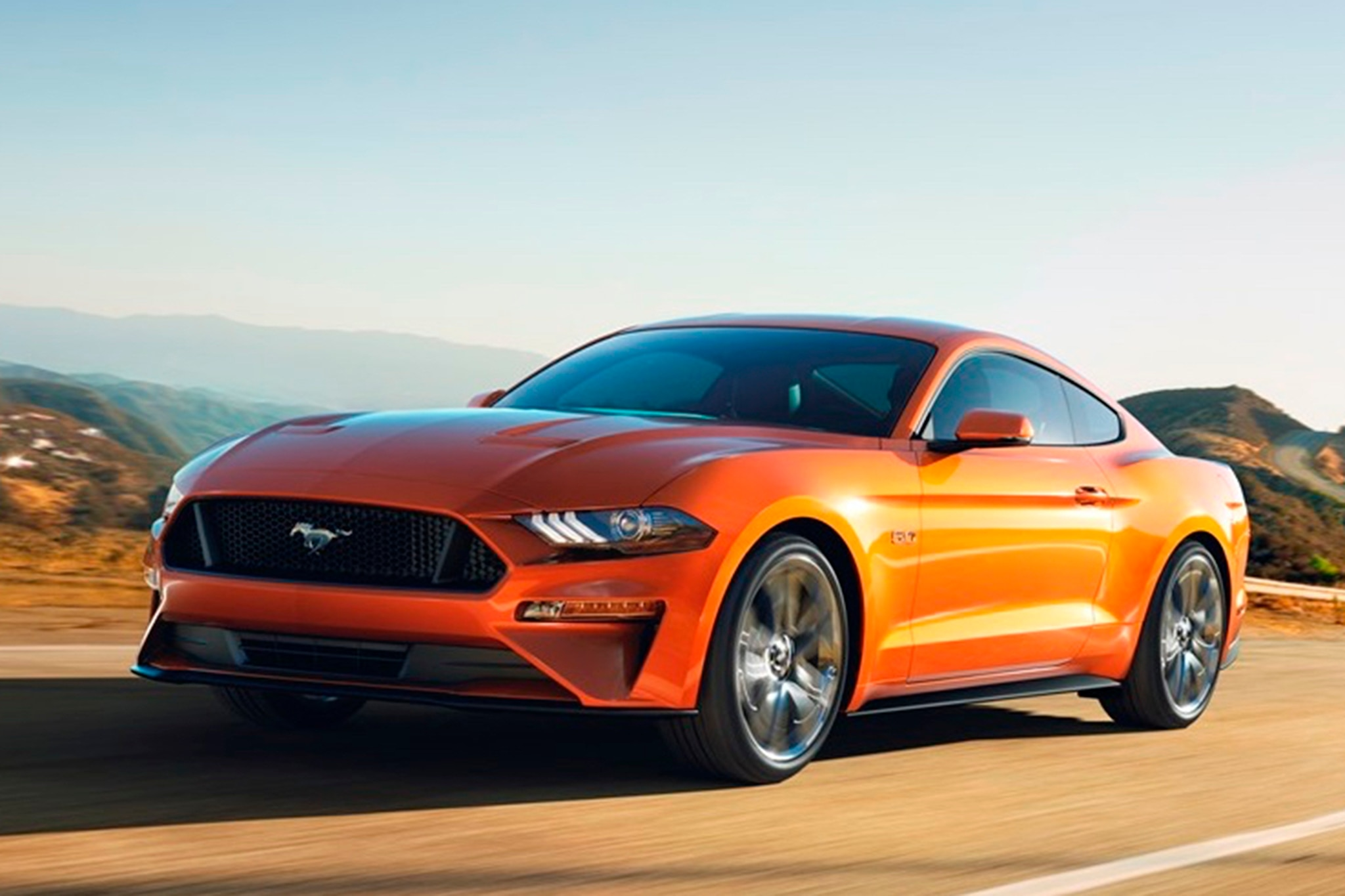 Ford Mustang GT will be quicker than a Porsche 911