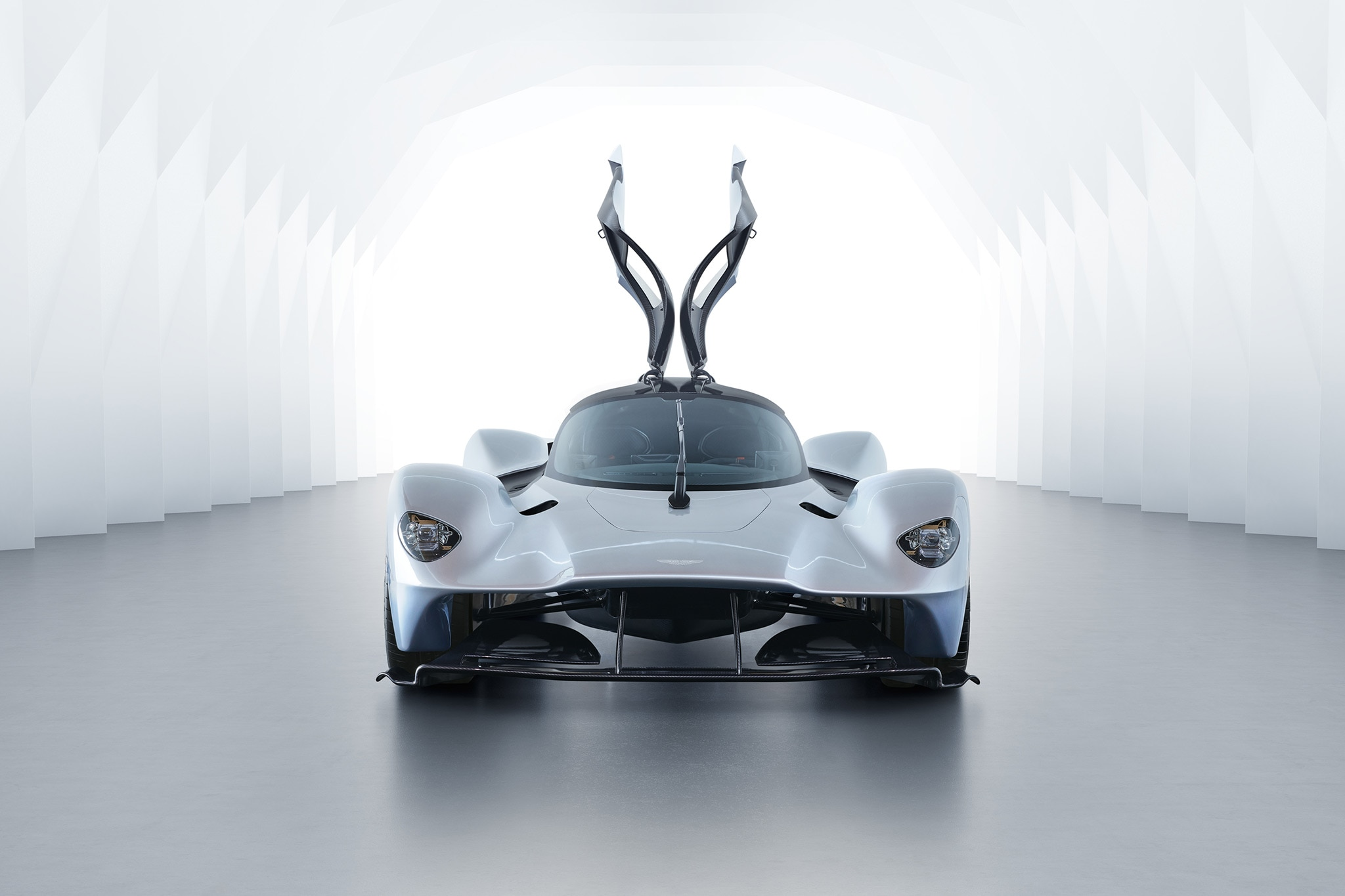 Aston Martin Valkyrie Hypercar REVEALED in near production guise