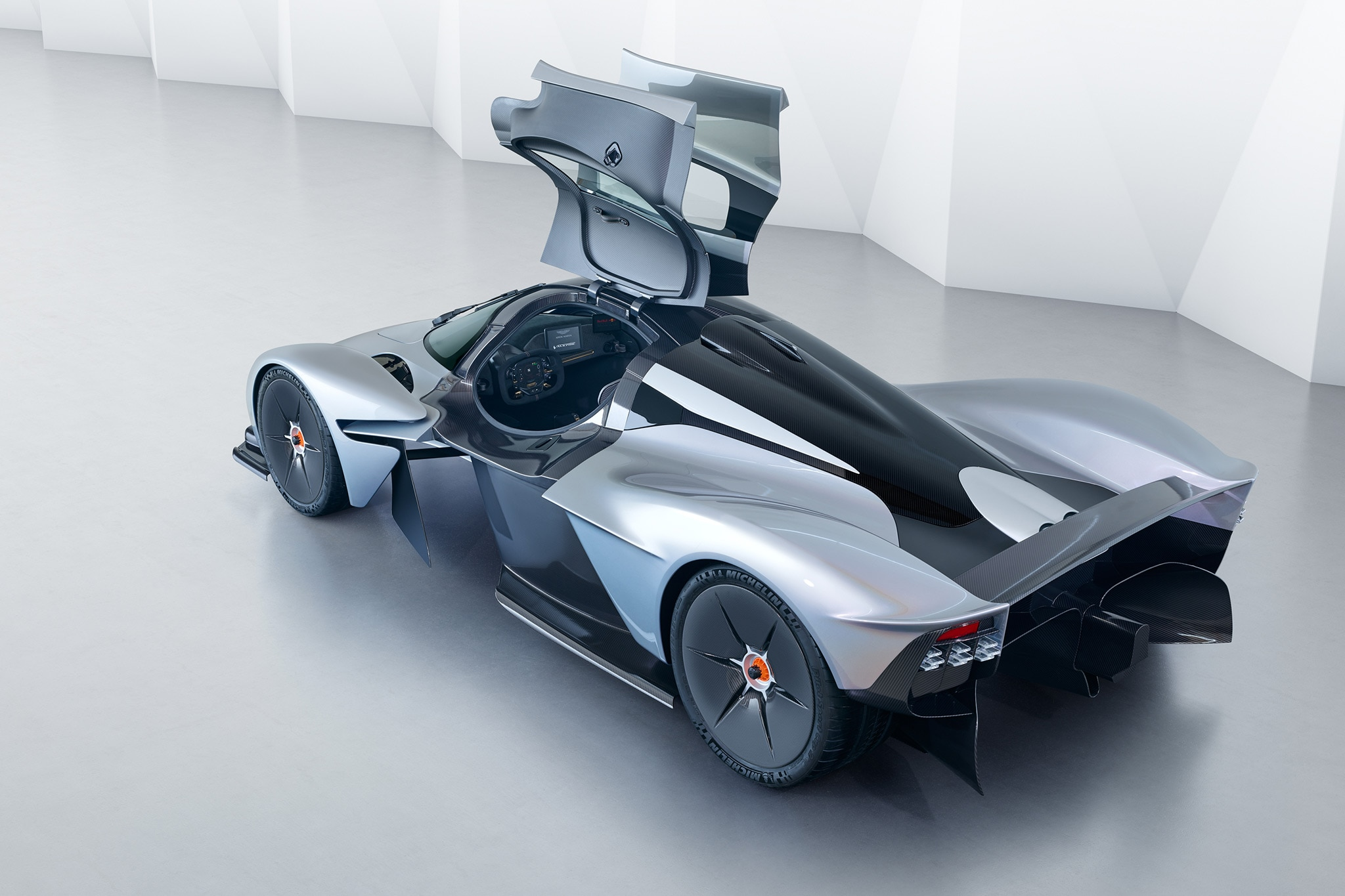 Aston Martin drops more details on upcoming Valkyrie hypercar