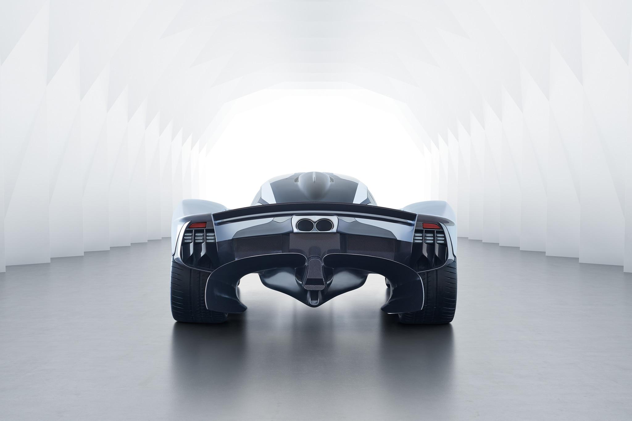 Aston Martin Valkyrie Interior Revealed Automobile Magazine