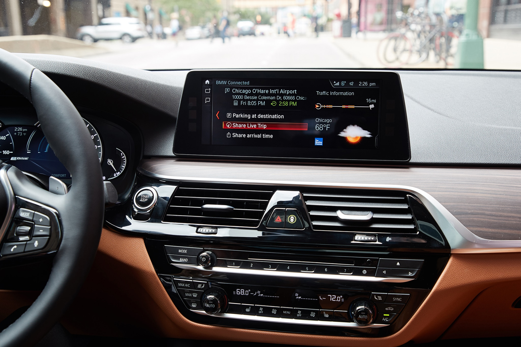 Testing Bmw S New Connected Technology In A 530e Iperformance Automobile Magazine