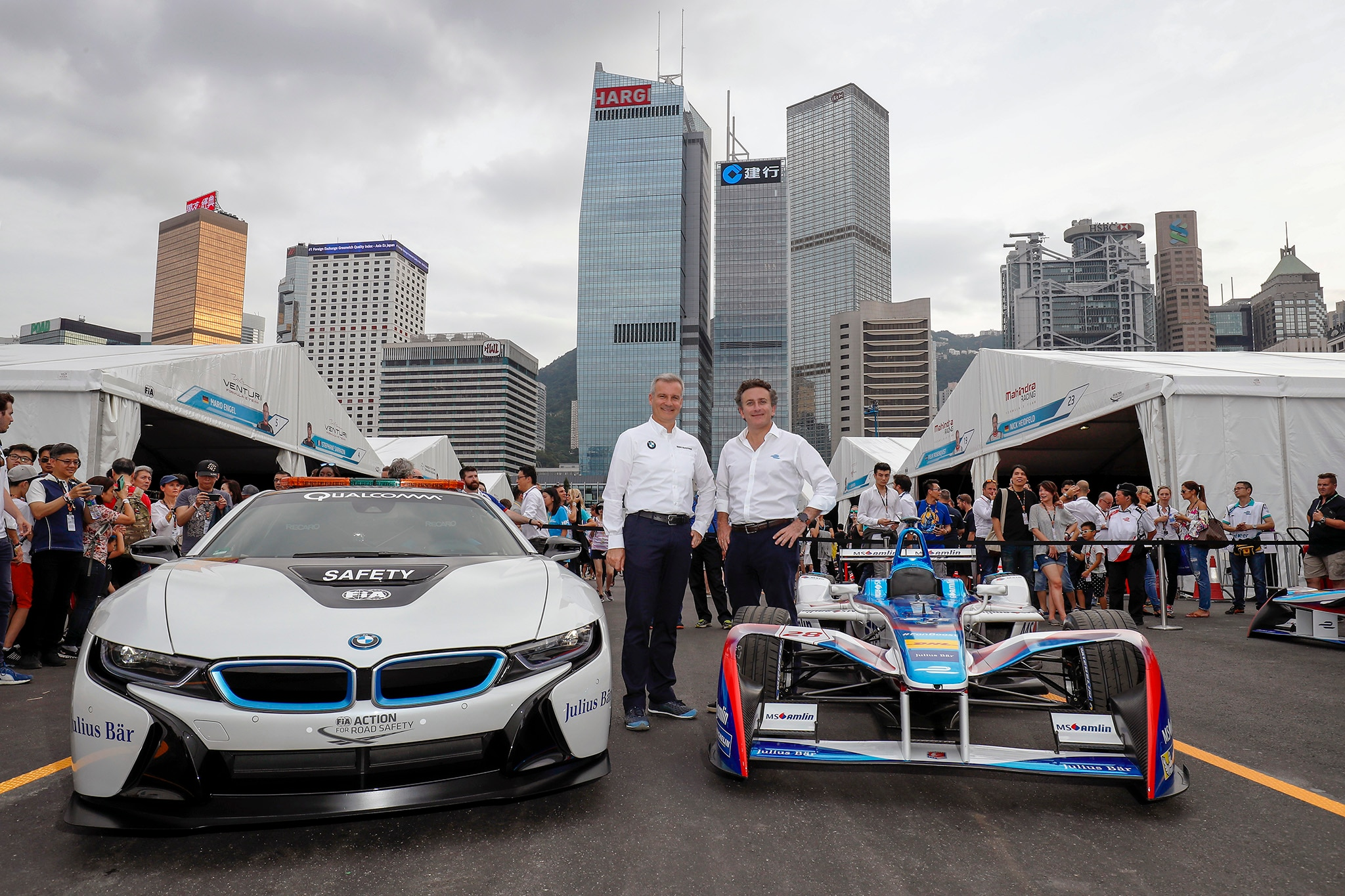 BMW confirms works Formula E entry from season five