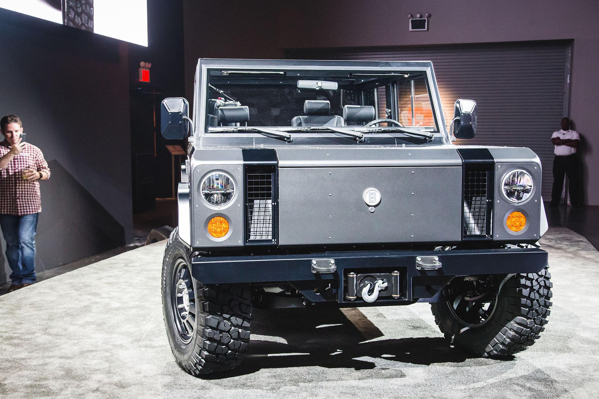 Bollinger Motors B1 Launch 10 1