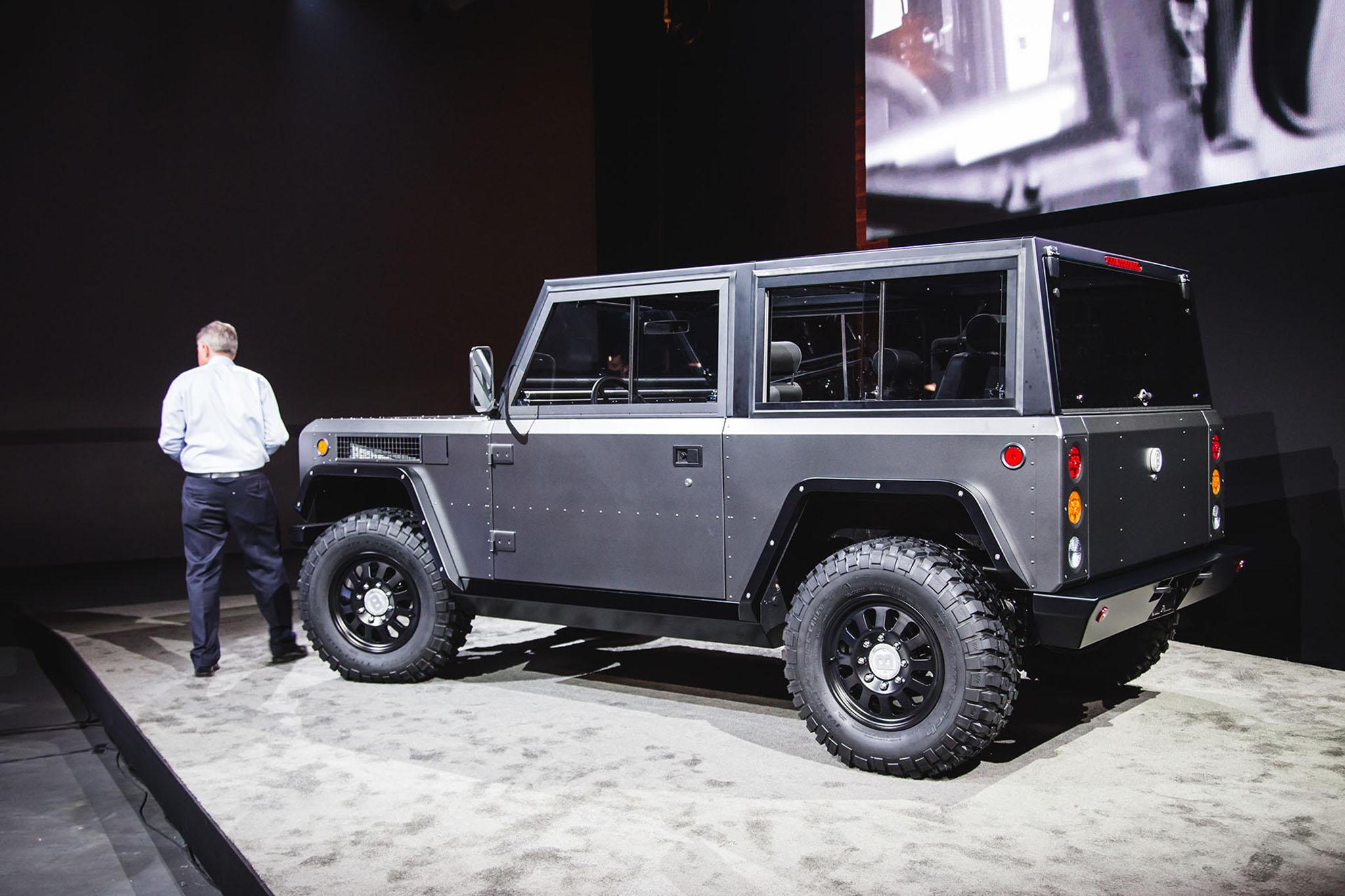 Bollinger B1 Price >> Bollinger Motors Reveals the Custom-Built B1 All-Electric Off-Roader | Automobile Magazine
