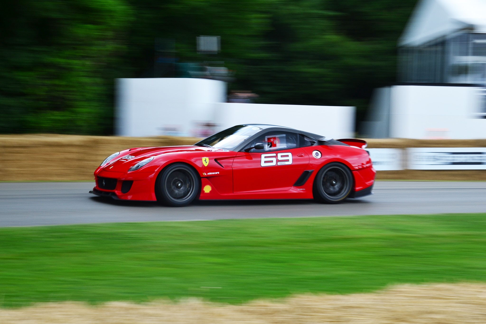 Ferrari 599XX Goodwood Copy