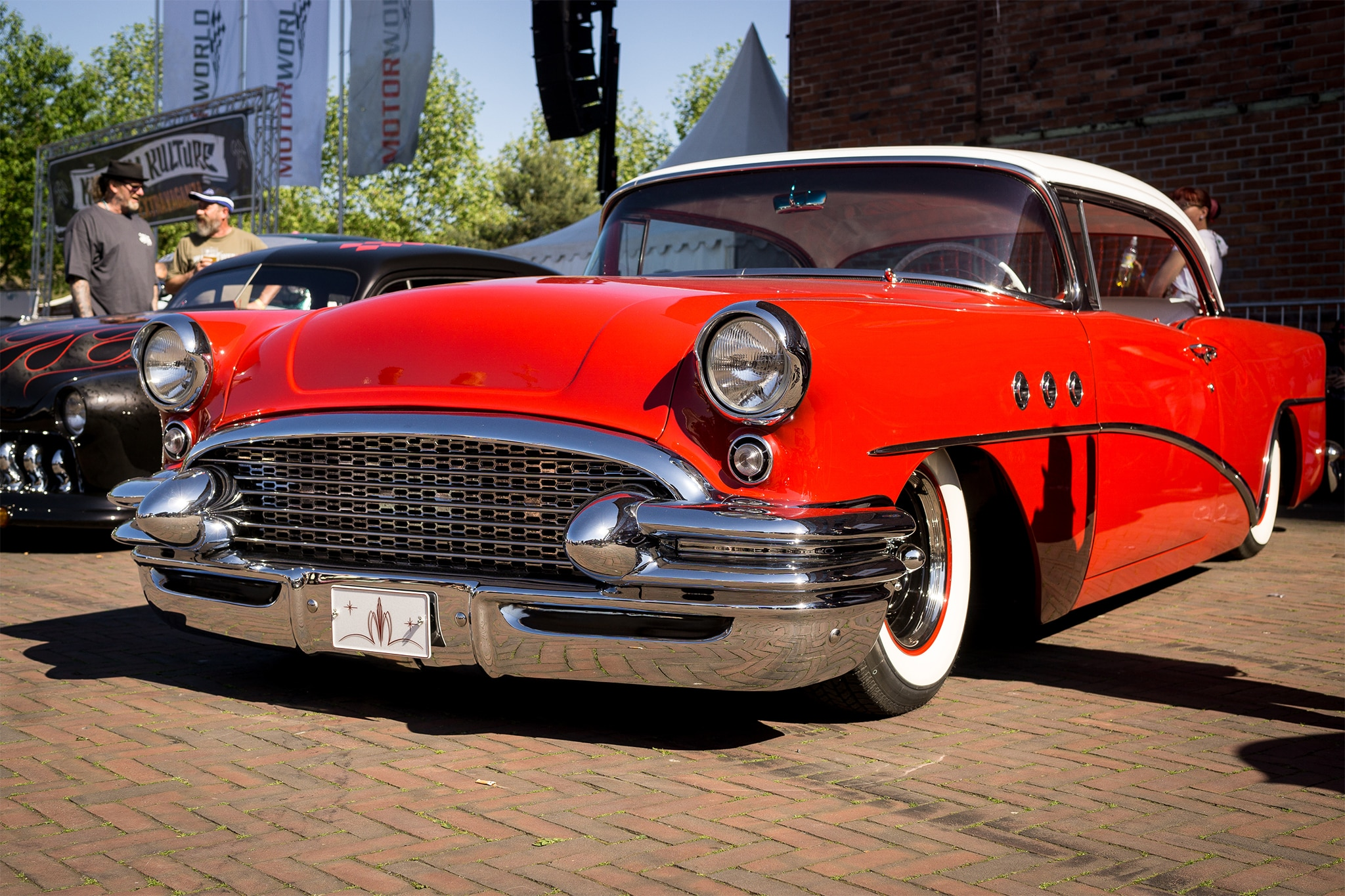 2017 Kustom Kulture Forever: Old School American Steel in ...