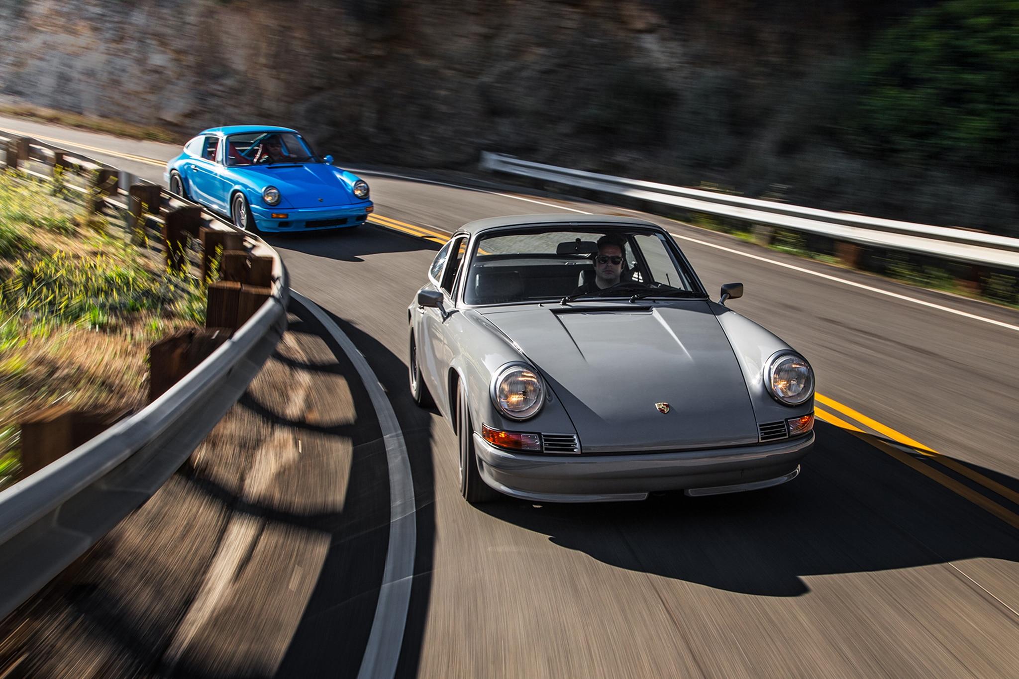Workshop 5001 Porsche Restoration