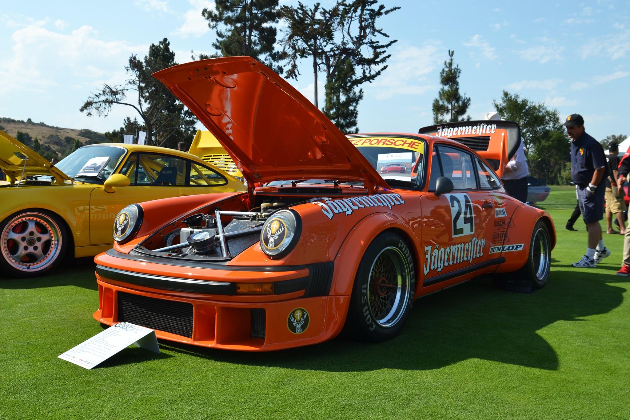 1976 Porsche 934 Turbo RSR Werks Reunion 2017