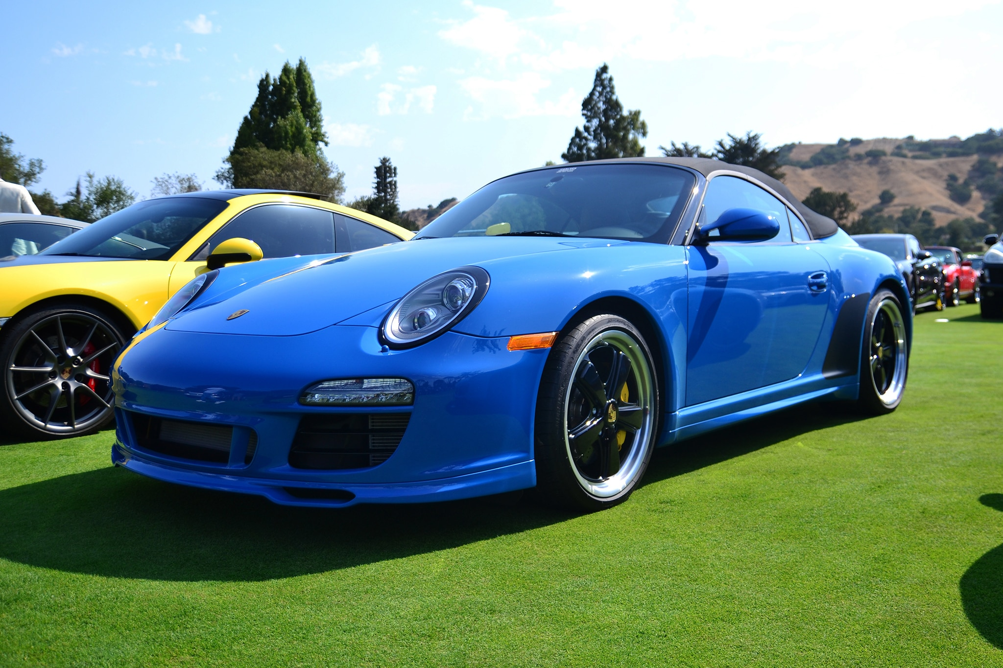 our seven favorite porsches from monterey 39 s 2017 werks reunion automobile magazine. Black Bedroom Furniture Sets. Home Design Ideas