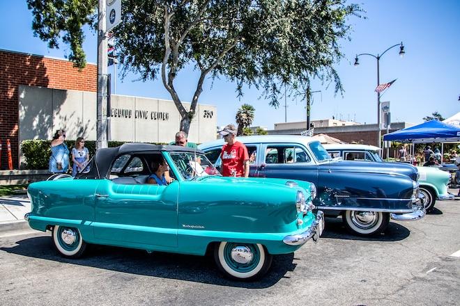Th Annual El Segundo Main Street Car Show Is Alive Kicking - El segundo car show