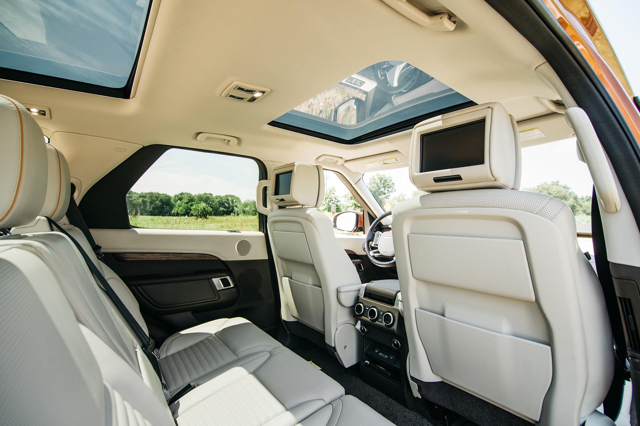 An Orange 2017 Land Rover Discovery Joins The Four Seasons Fleet Automobile Magazine