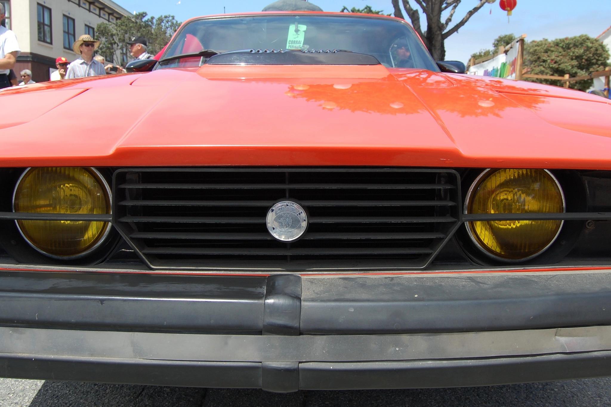 Monterey Car Week Little Car Show