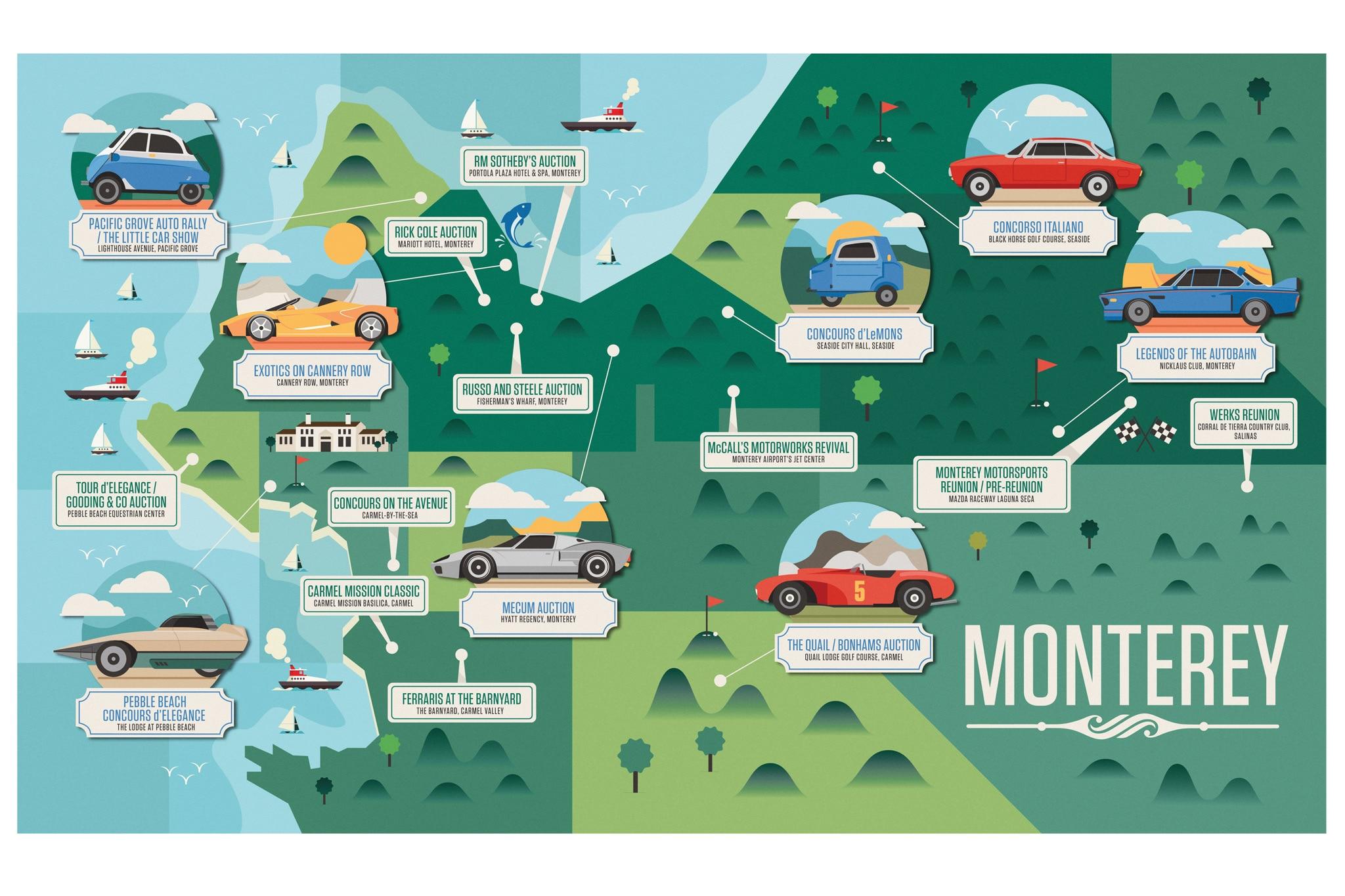 2017 Monterey Car Week