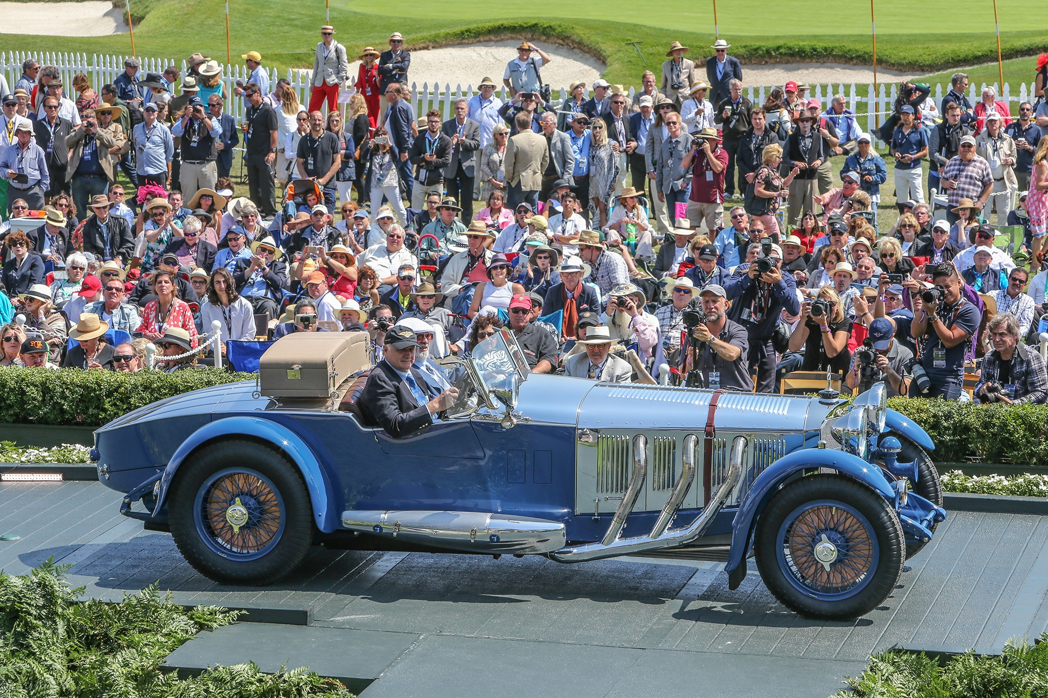 Top Ramp Cars From The Pebble Beach Concours DElegance - Pebble beach car show ticket prices