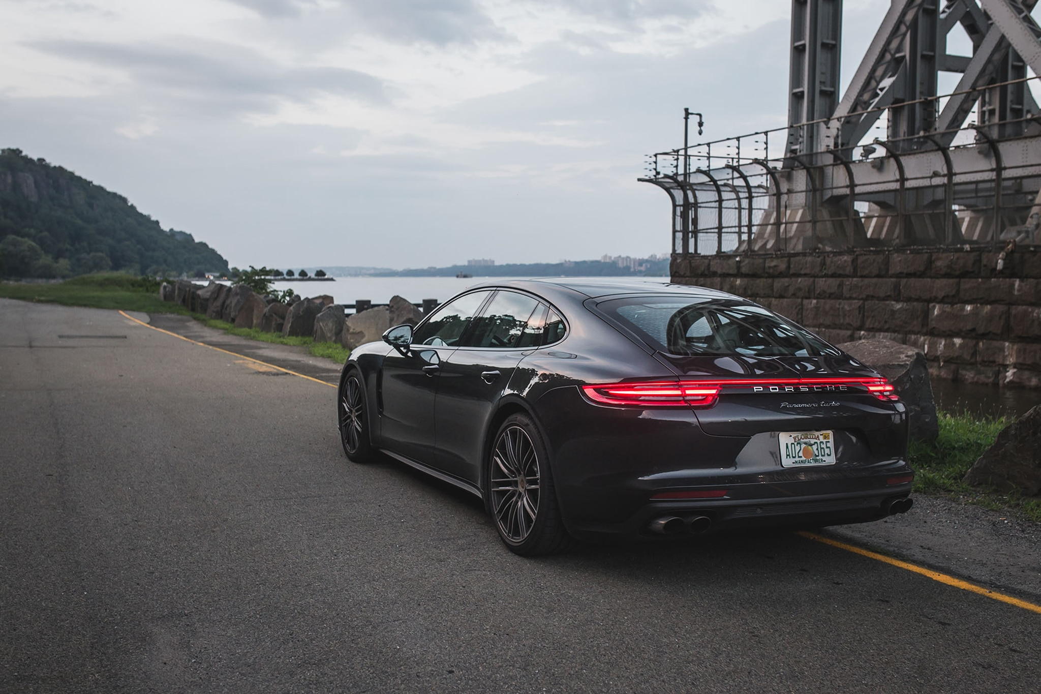 2017 Porsche Panamera Turbo One Week Review Automobile Magazine
