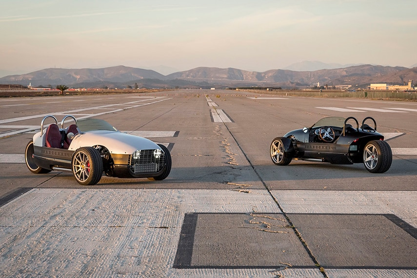 2017 Vanderhall Venice Roadster First Drive Review | Automobile ...