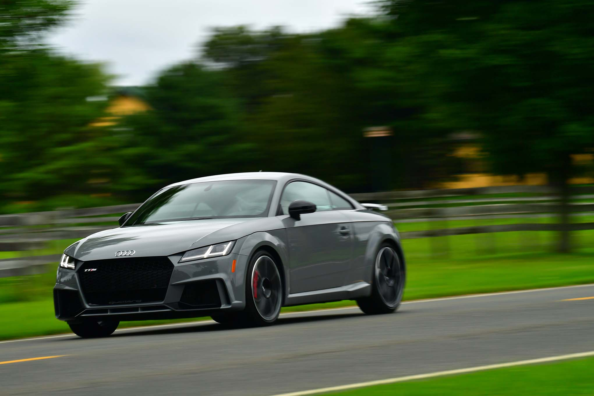 2018 audi tt rs u s spec first drive review automobile magazine. Black Bedroom Furniture Sets. Home Design Ideas