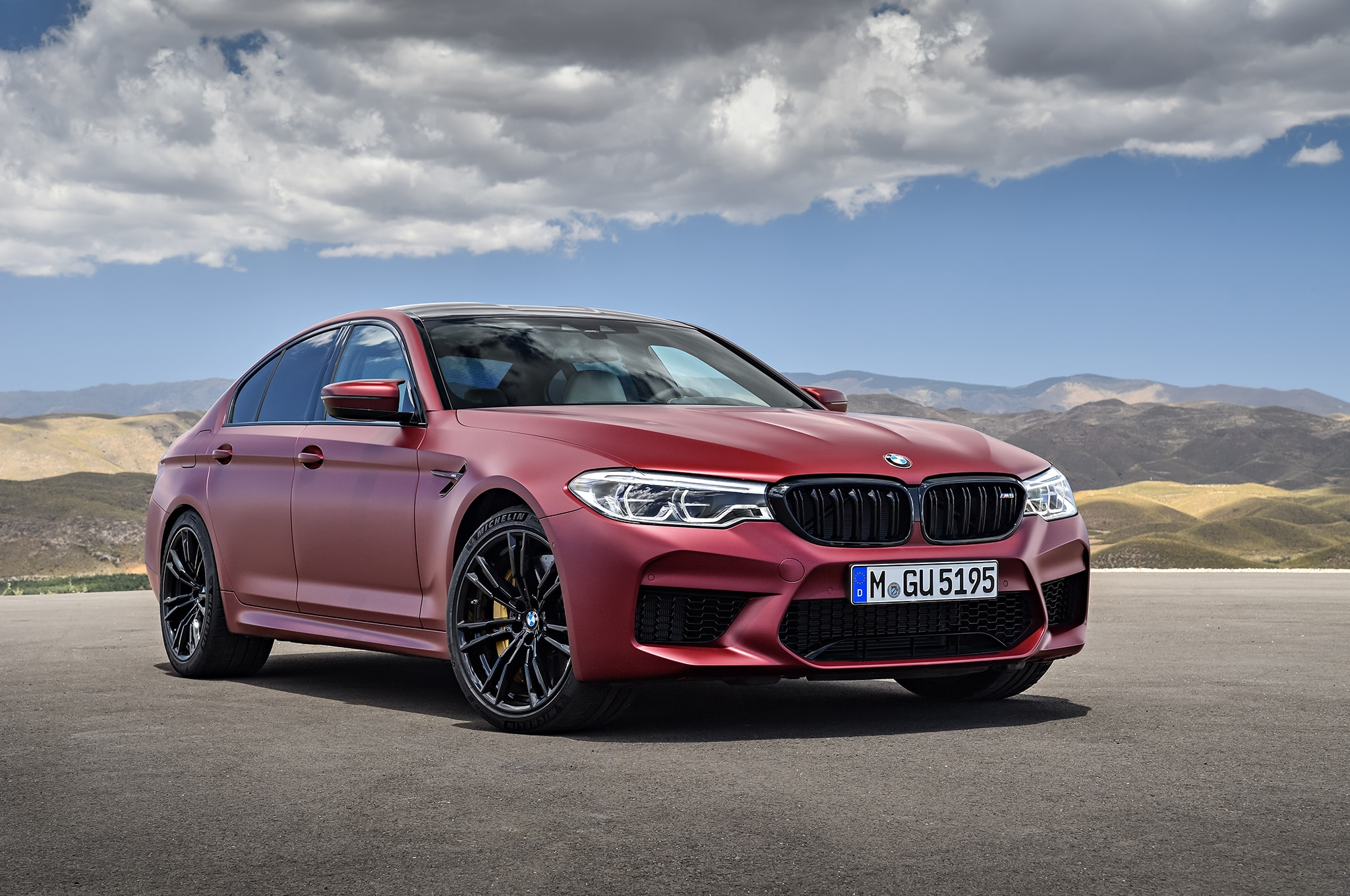 Httpsngpatriotacademy Combmw M5 Turbo Kit: 2018 BMW M5 Arrives Packing A 600-HP Twin-Turbo V-8