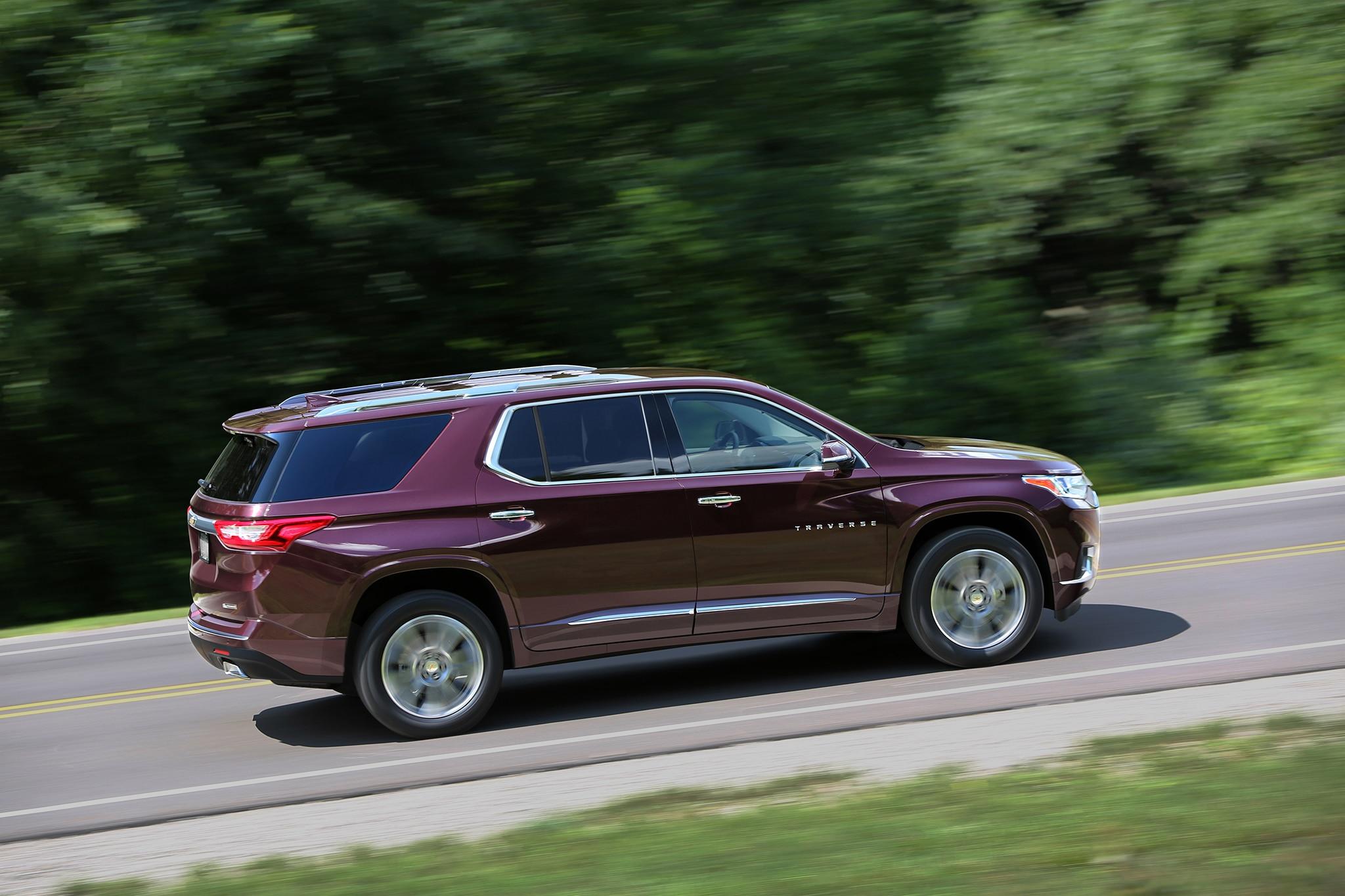 2018 chevrolet traverse premier. Unique Chevrolet Show More For 2018 Chevrolet Traverse Premier