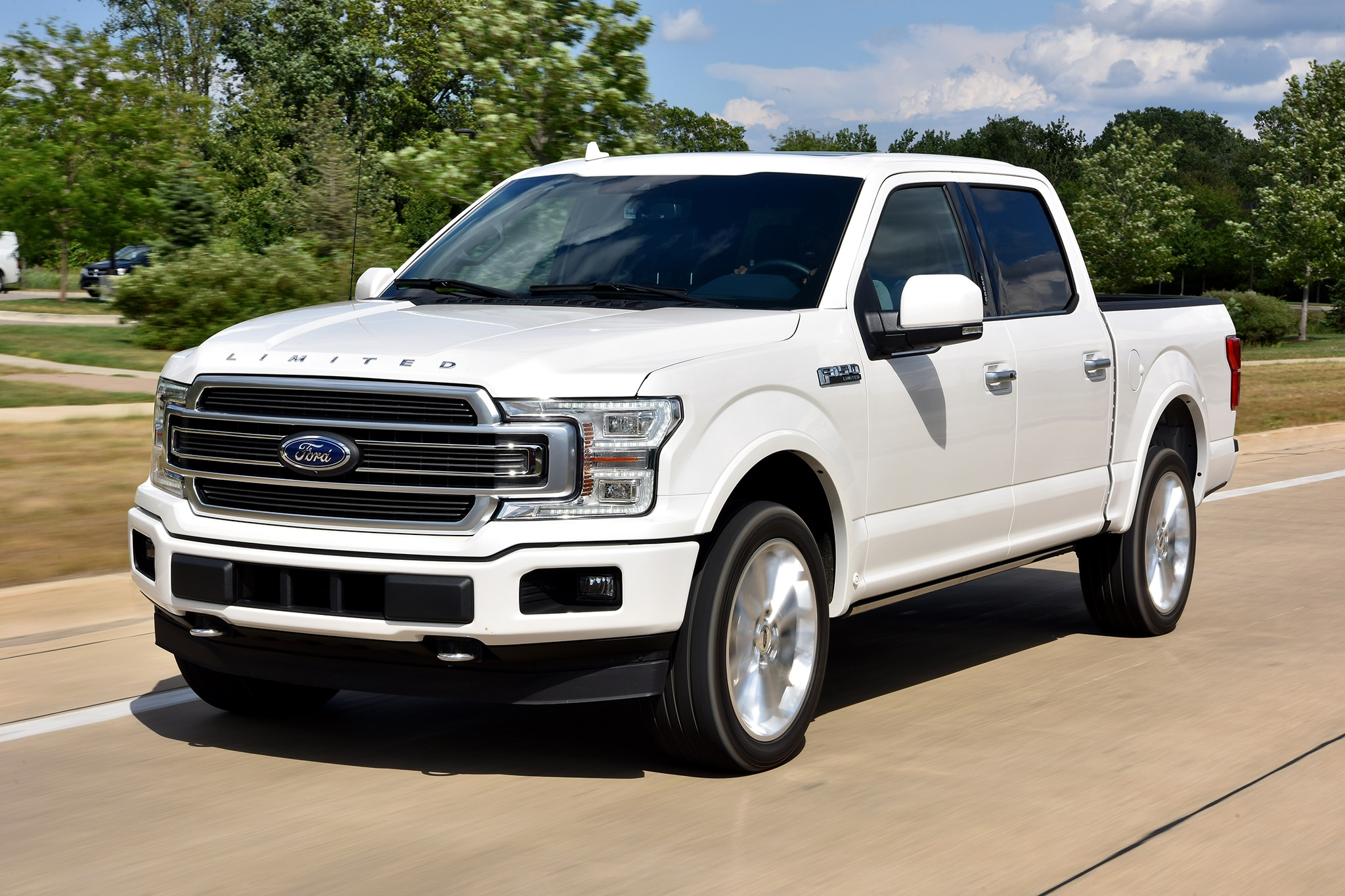 three platinum first f cars quarter front ford review drive