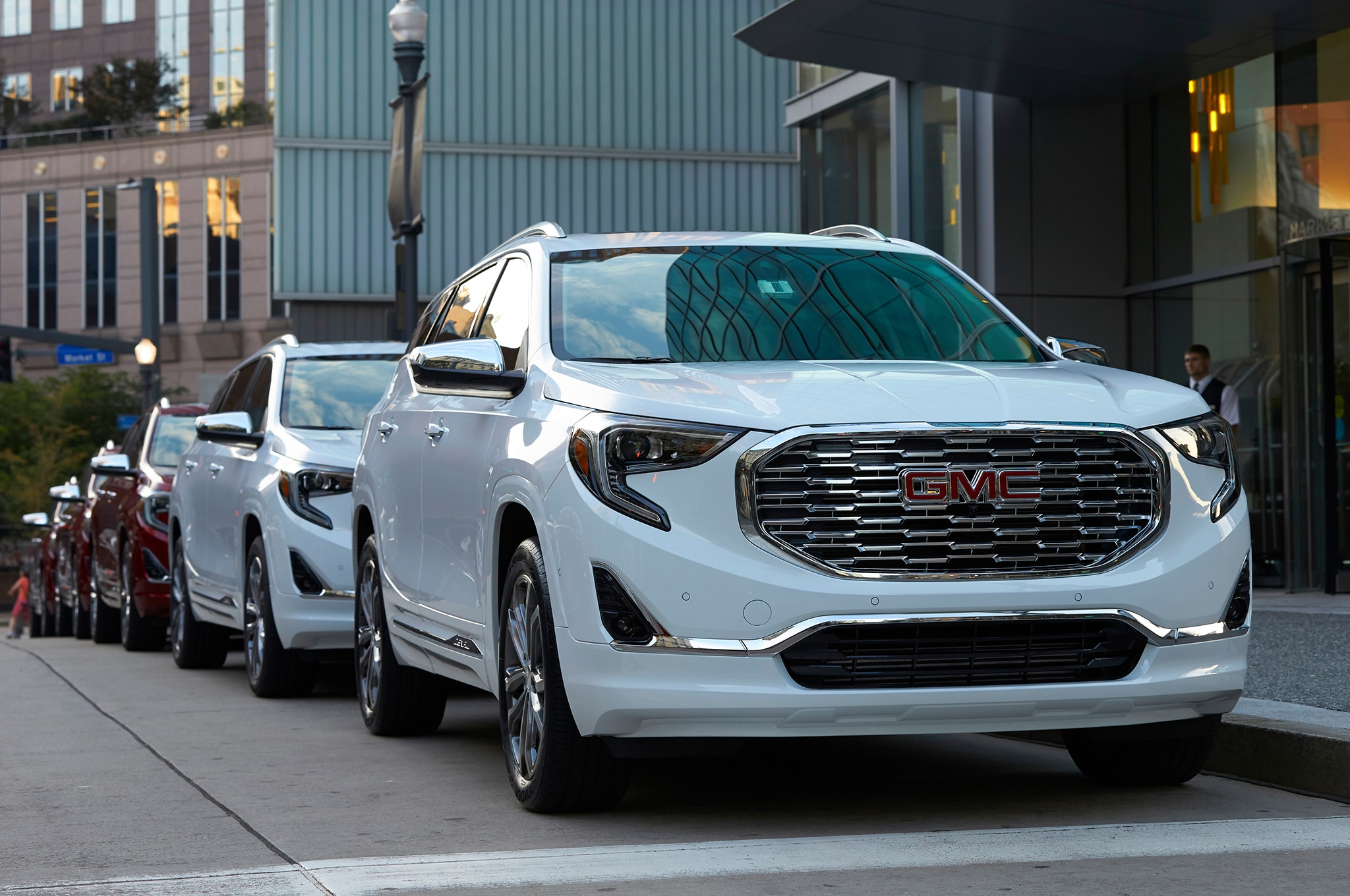 2019 GMC Acadia and Terrain Sport Black Editions for New ...