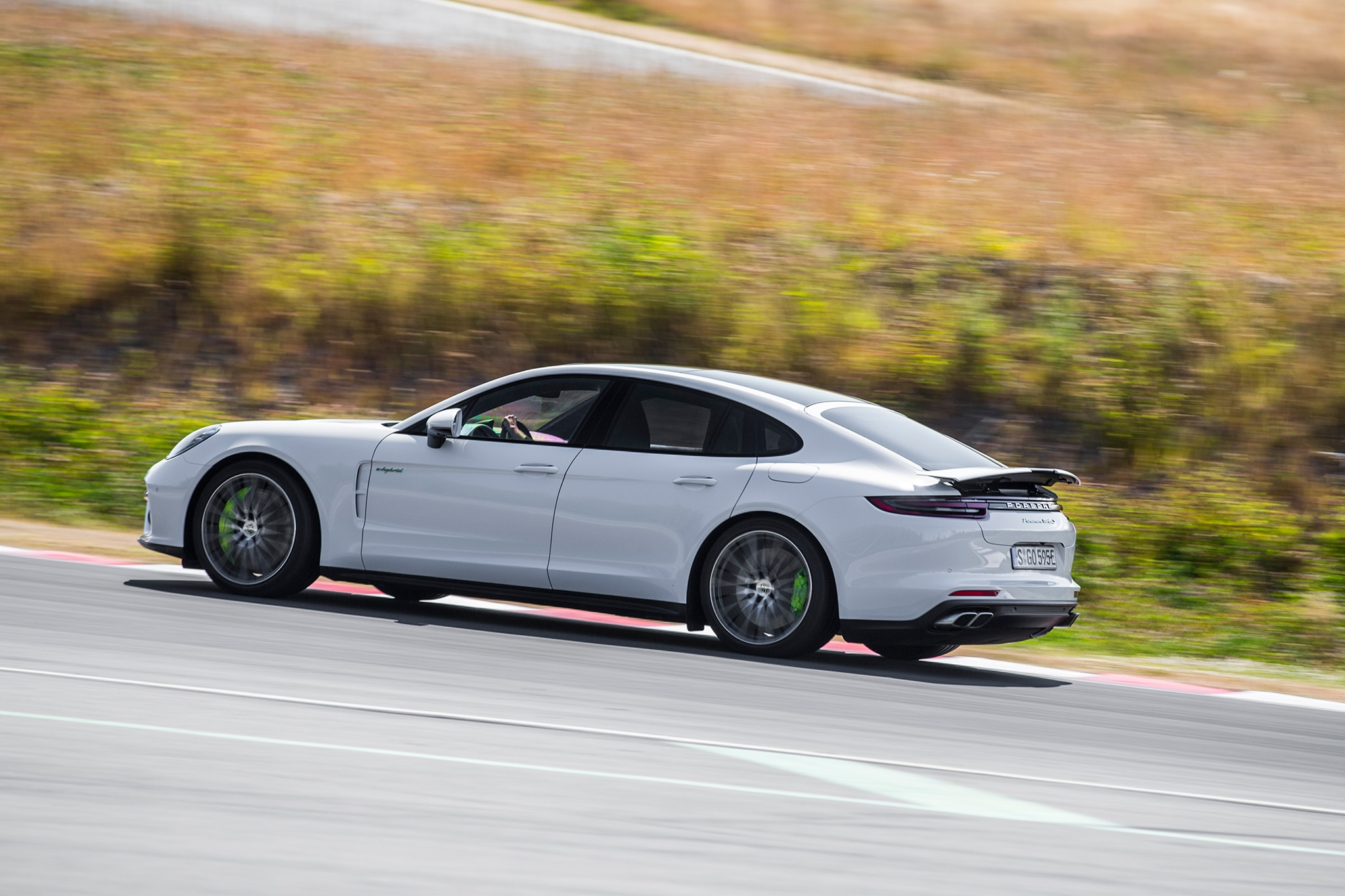 2018 porsche electric car. interesting 2018 dial things to electriconly and you can travel with serene  vibrationfree battery power at speeds up 86 mph and if have the throttle discipline  intended 2018 porsche electric car