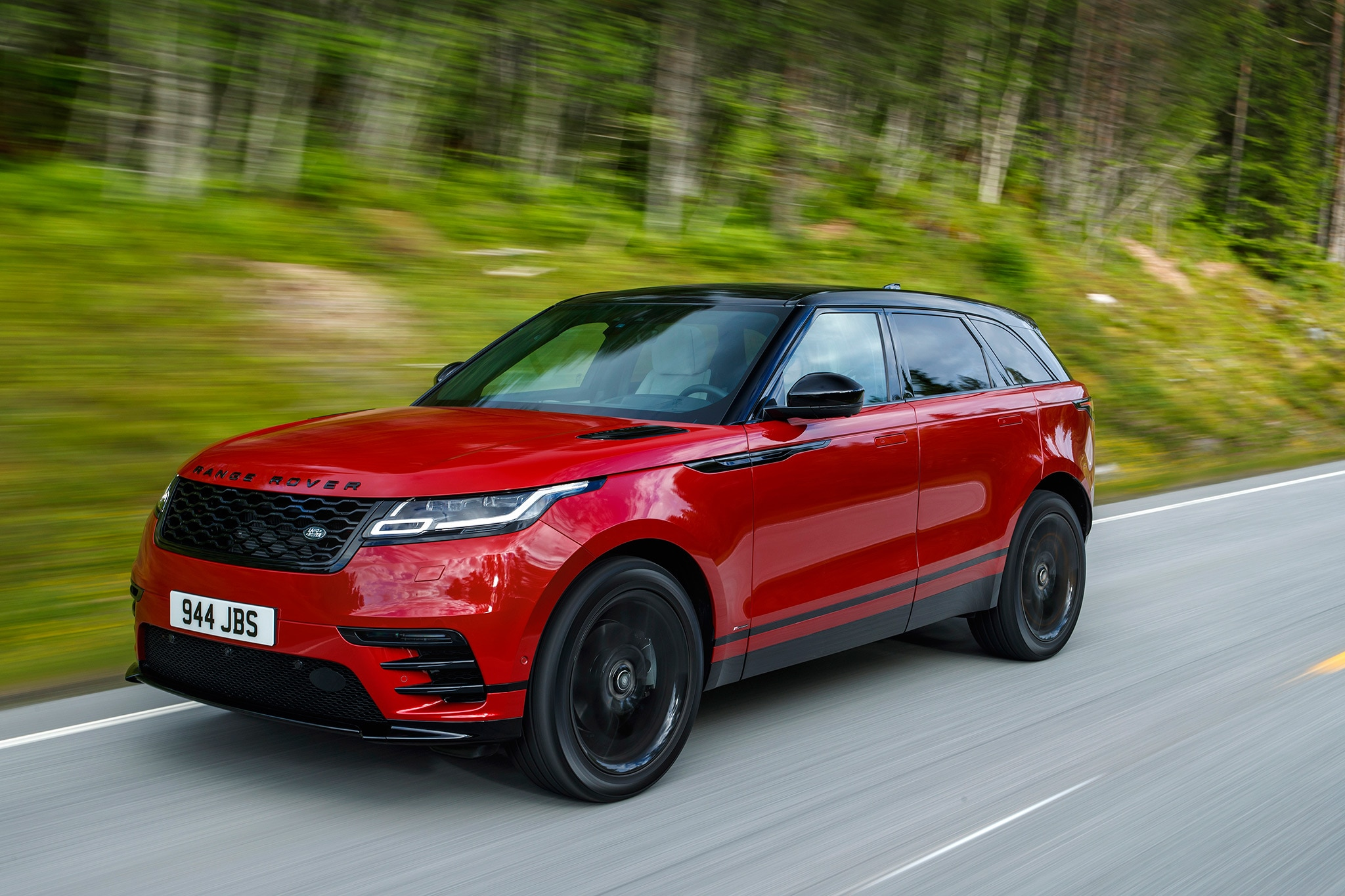 2018 Land Rover Commercial. Land 2018 RANGE ROVER VELAR BY ...