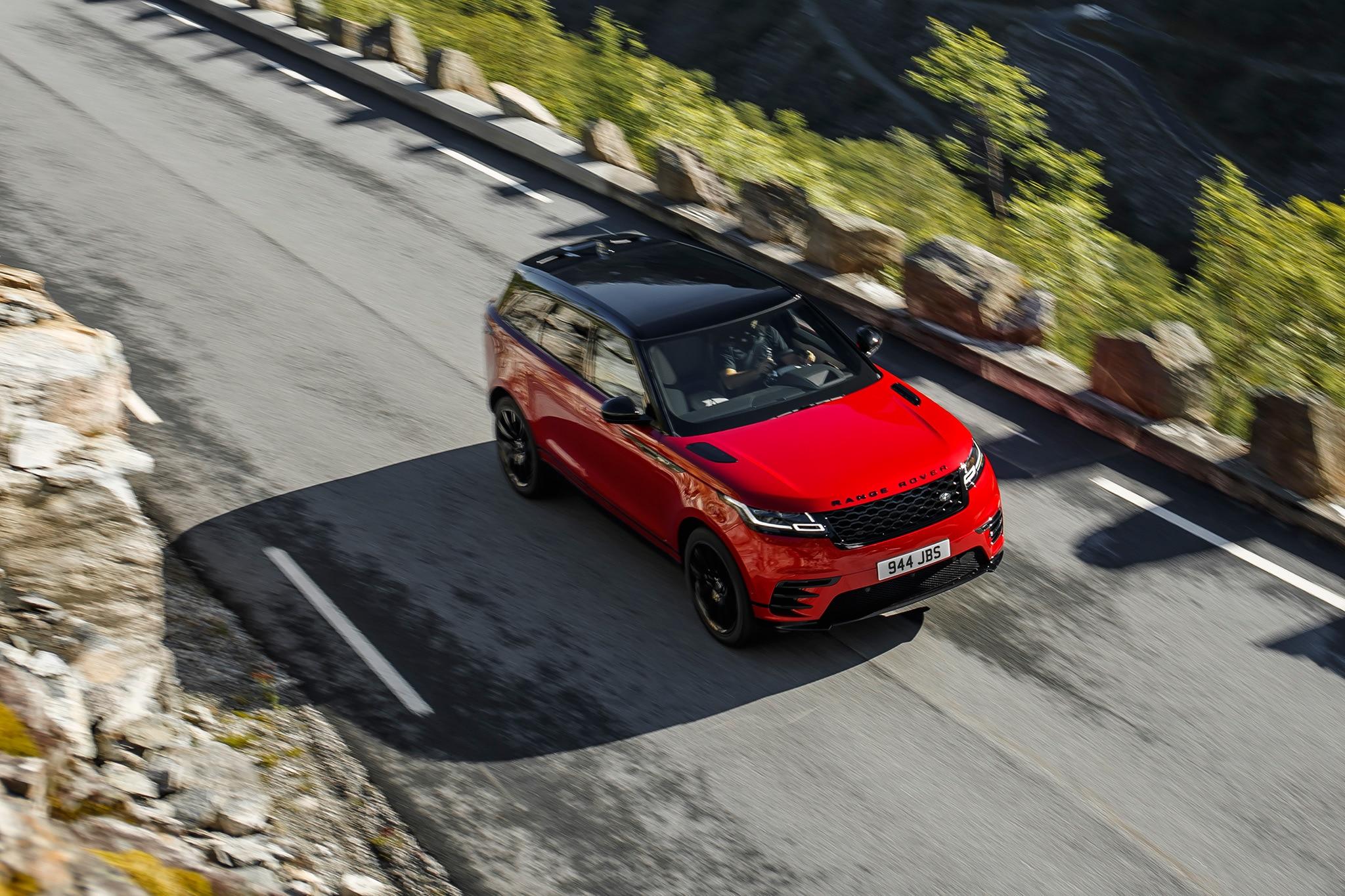 Range Rover Velar First Drive Review Automobile Magazine - Us zip code range