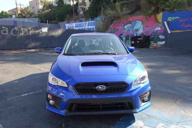Quick Take: 2018 Subaru WRX Premium | Engine Rides
