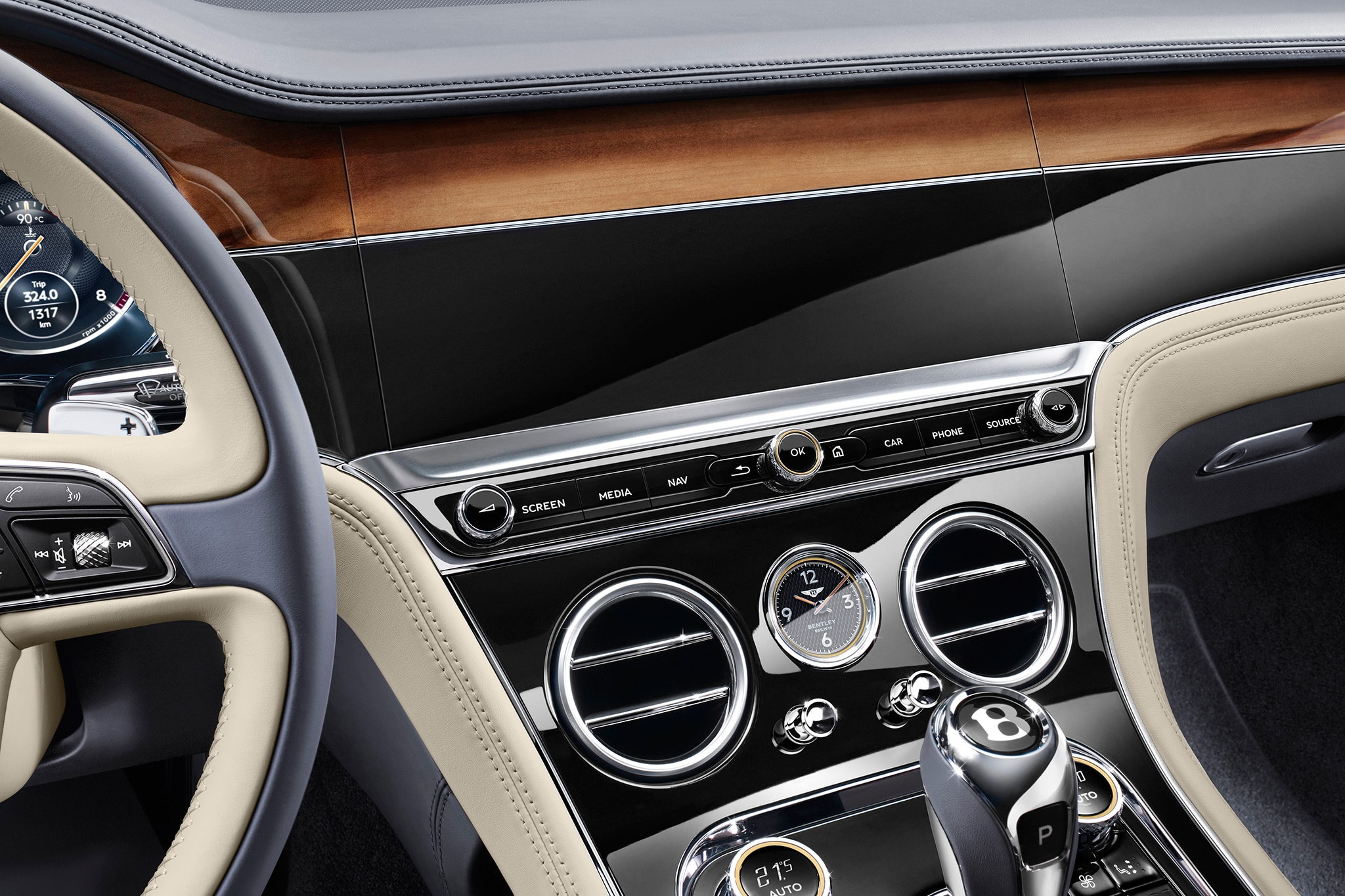 Bentley Continental Gt Cena