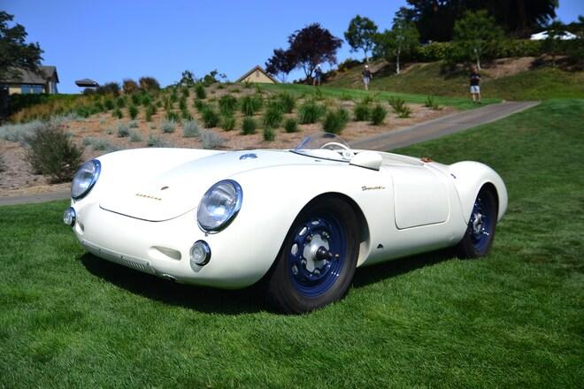 Our Seven Favorite Porsches From Monterey 39 S 2017 Werks