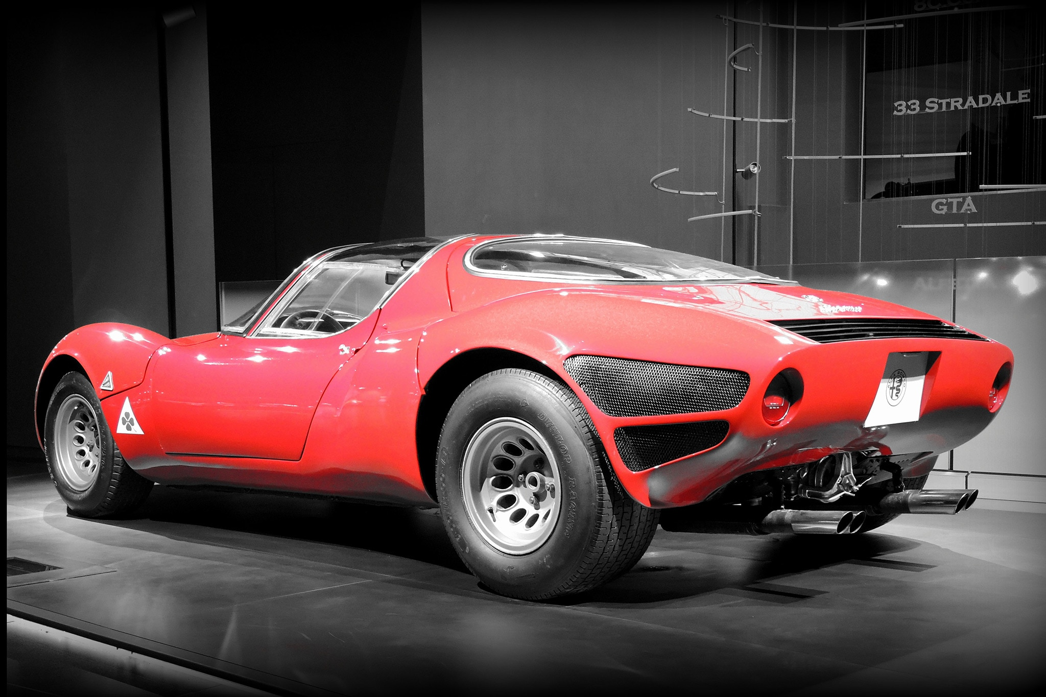 stradale automobile