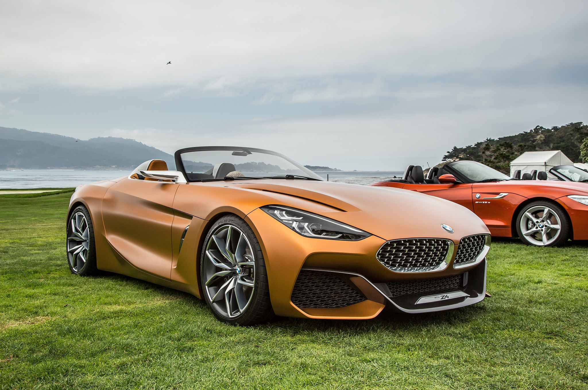 BMW Concept Z4 Front Three Quarters 02