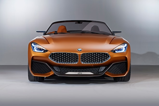 2019 bmw z4 what to expect automobile magazine. Black Bedroom Furniture Sets. Home Design Ideas