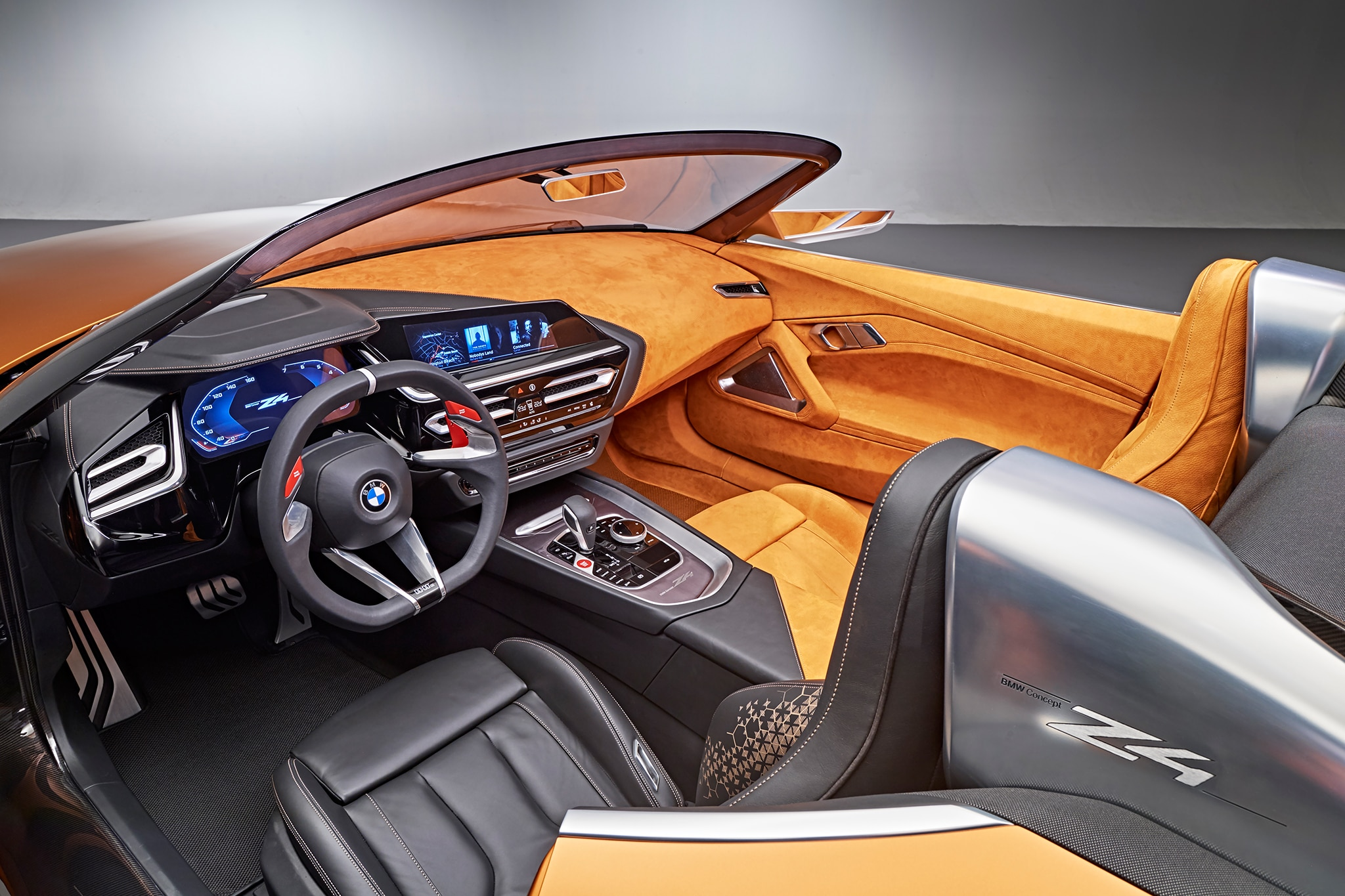 bmw concept car interior images galleries with a bite. Black Bedroom Furniture Sets. Home Design Ideas