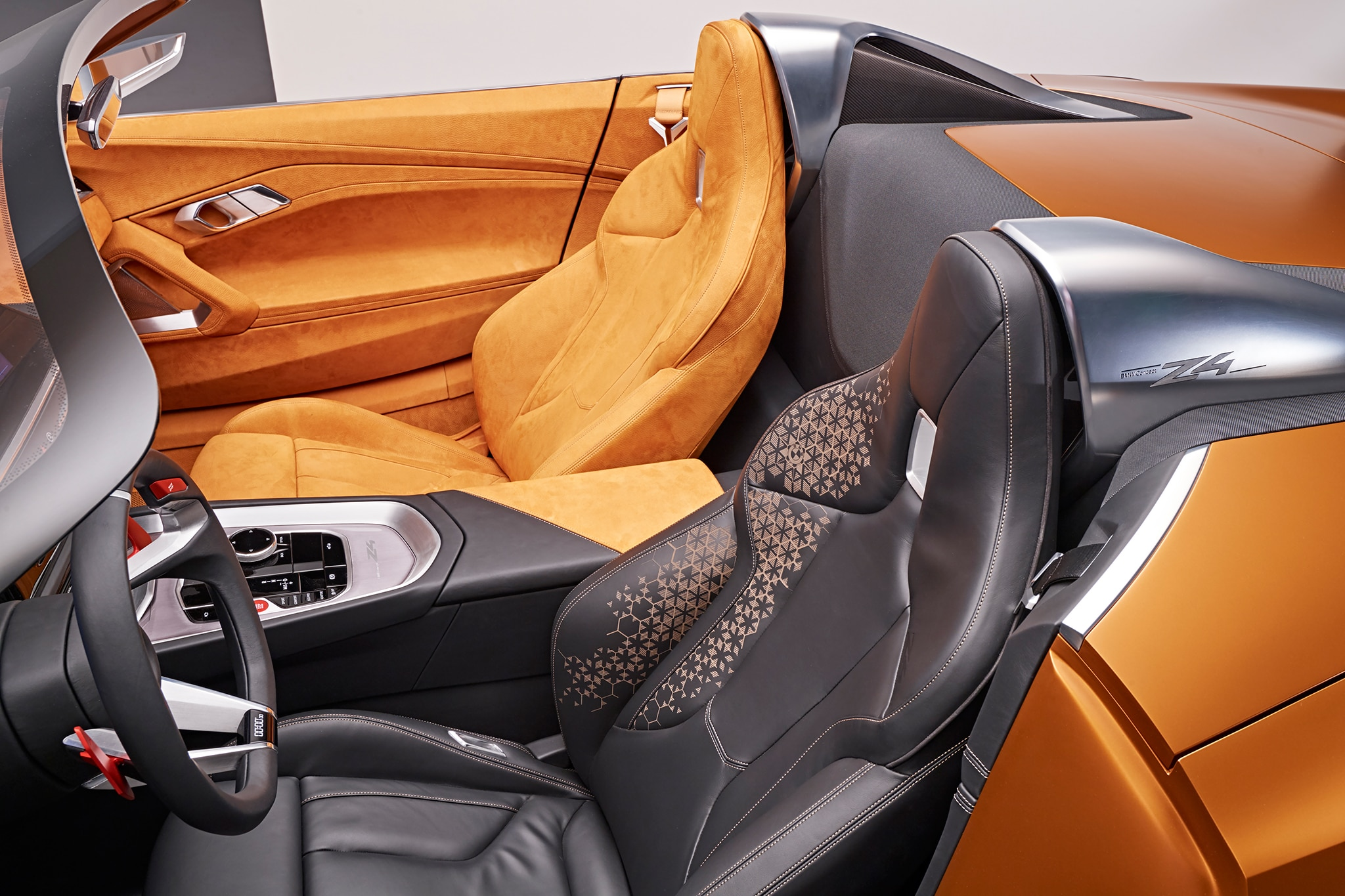 By Design Bmw Z4 Concept And Bmw Concept 8 Automobile Magazine