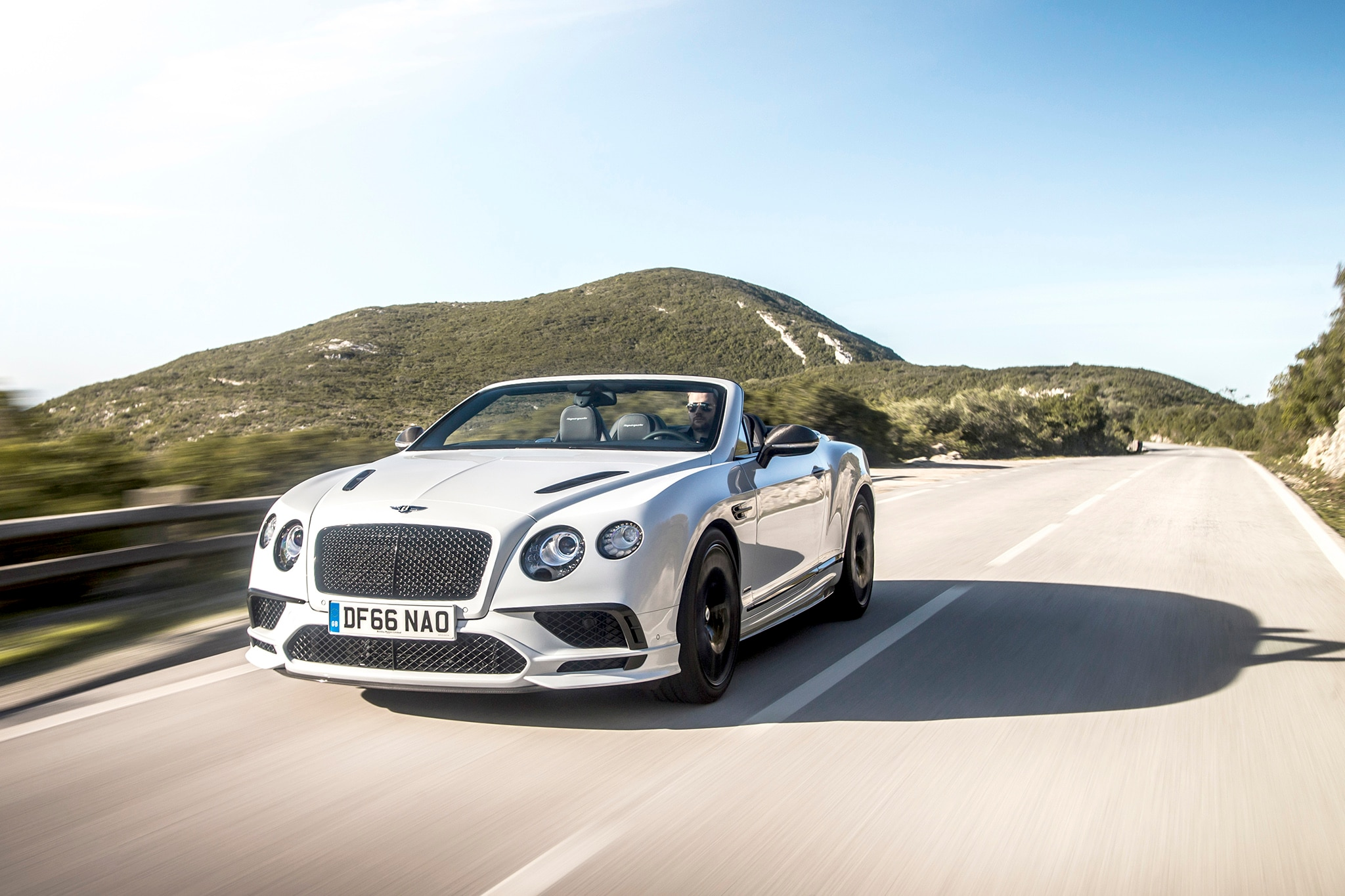 Bentley Continental Supersports Ice