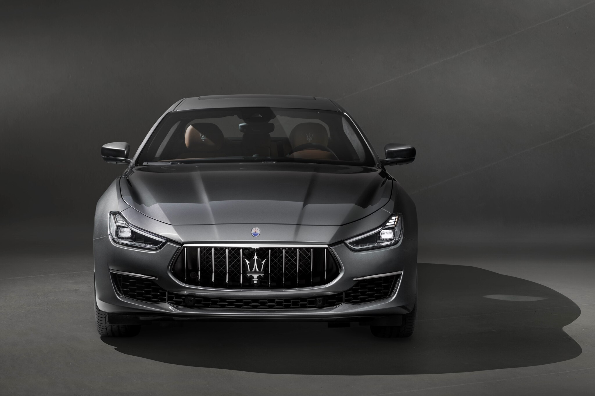 Chengdu 2017: Maserati reveals refreshed Ghibli GranLusso