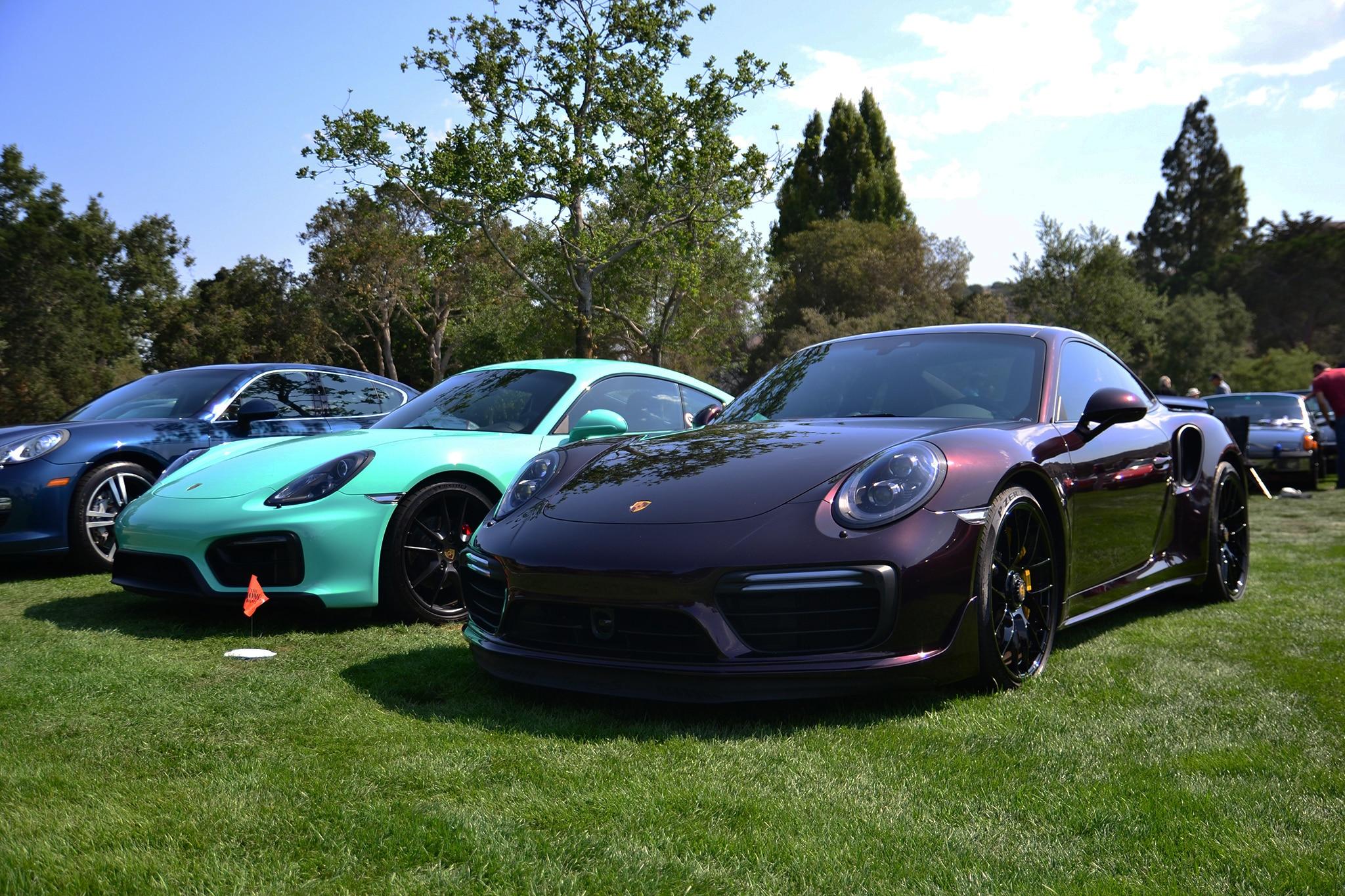 Our Seven Favorite Porsches From Monterey S 2017 Werks