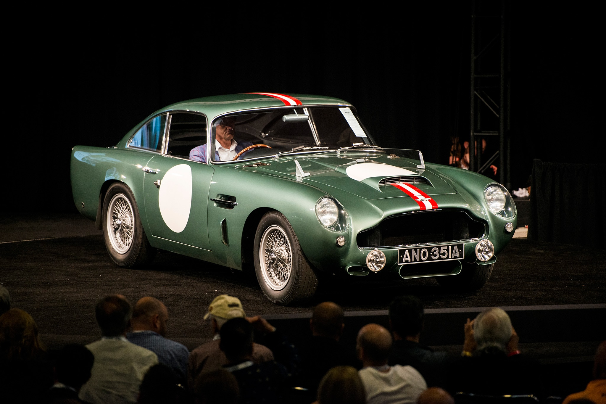 1956 Aston Martin Dbr1 1 Sold For Record 22 55 Million Caps Rm Sotheby S 2017 Monterey Sale