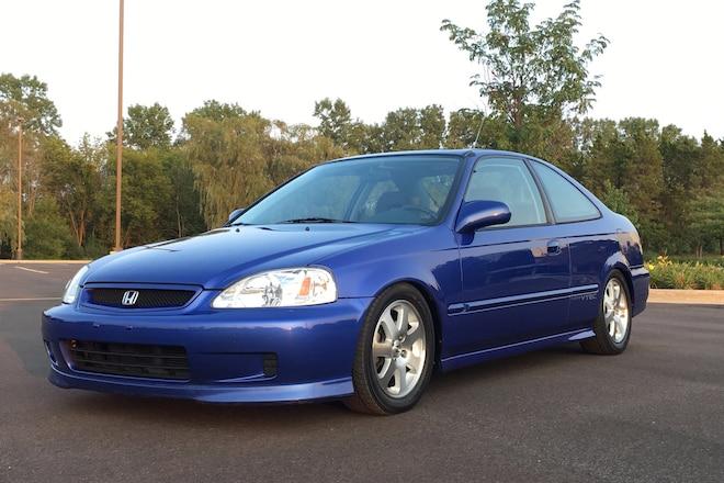 Just Listed 1999 Honda Civic Si  Automobile Magazine